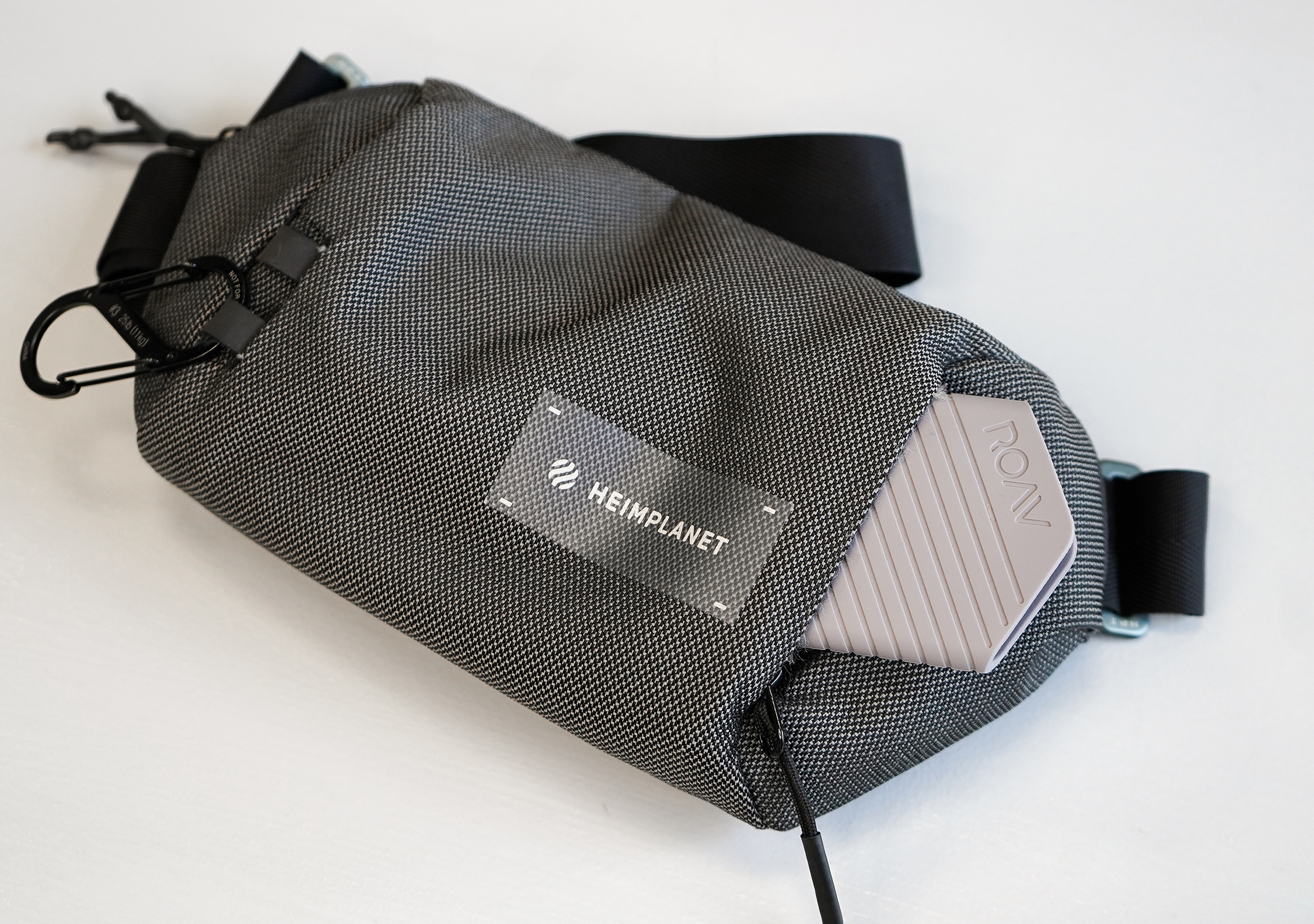 Heimplanet Transit Line Sling Pocket Front Compartment