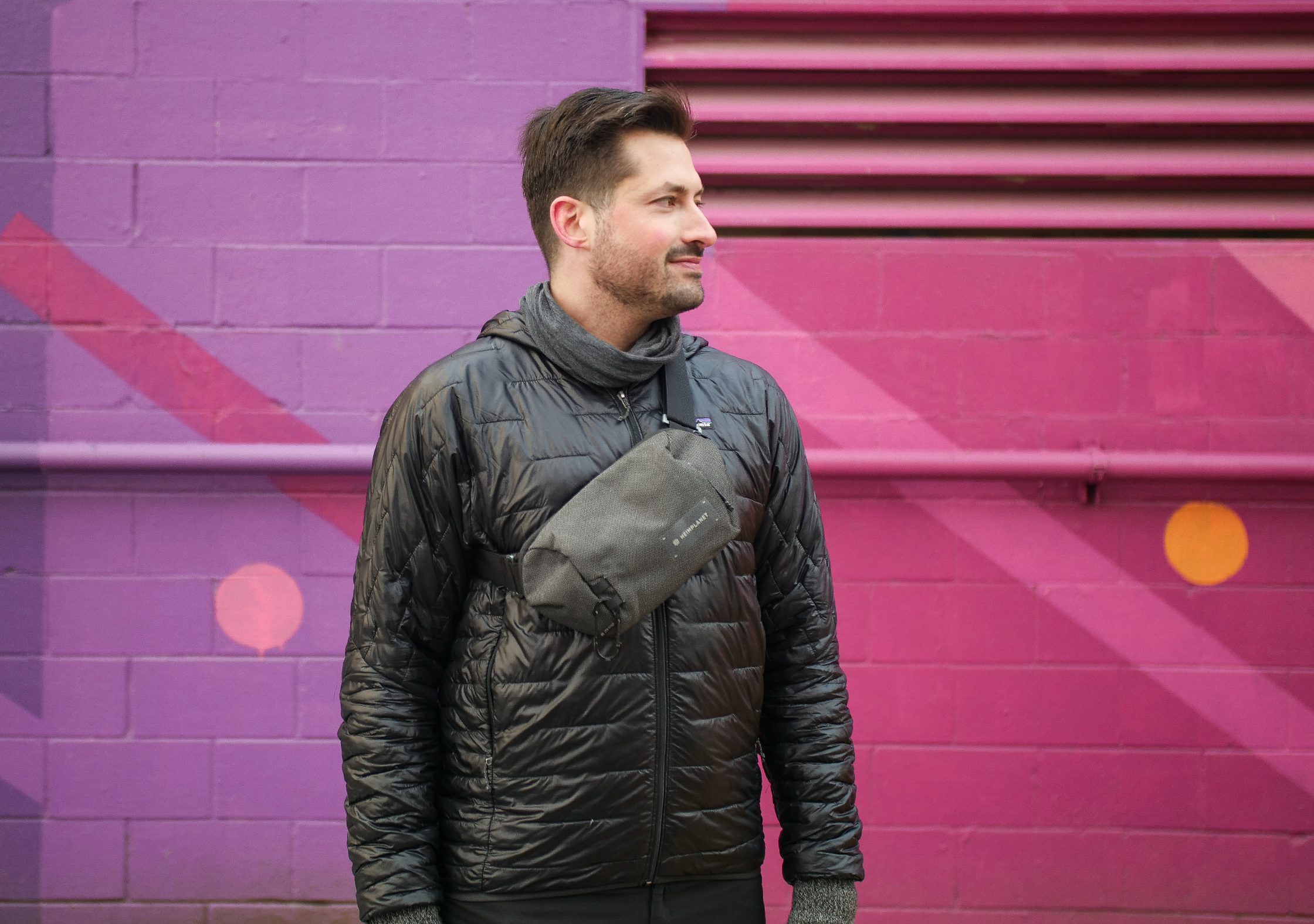 Heimplanet Transit Line Sling Pocket In Detroit, Michigan
