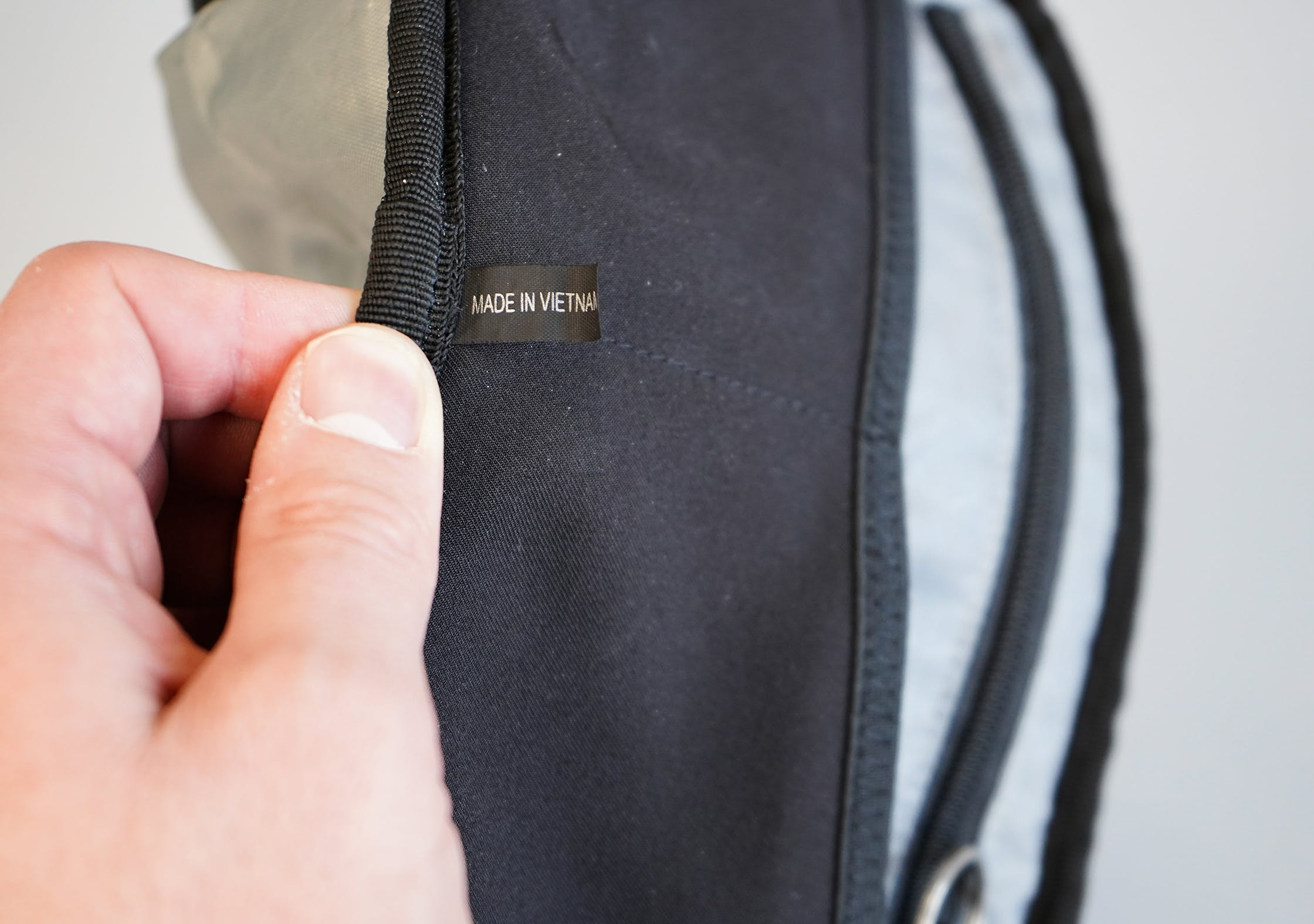 Heimplanet Transit Line Sling Pocket Made In Vietnam