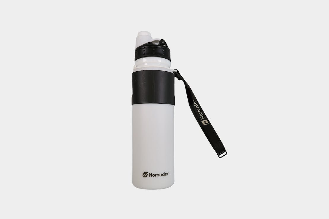 2c4019e92d Nomader Collapsible Water Bottle Review | Pack Hacker
