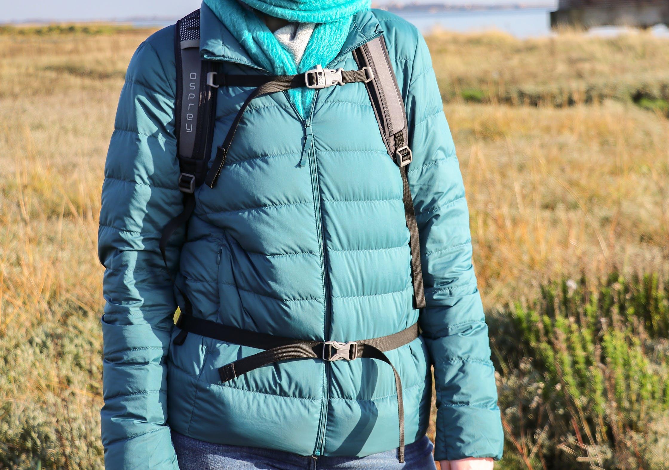 Osprey Daylite Plus Sternum Strap & Hip Belt