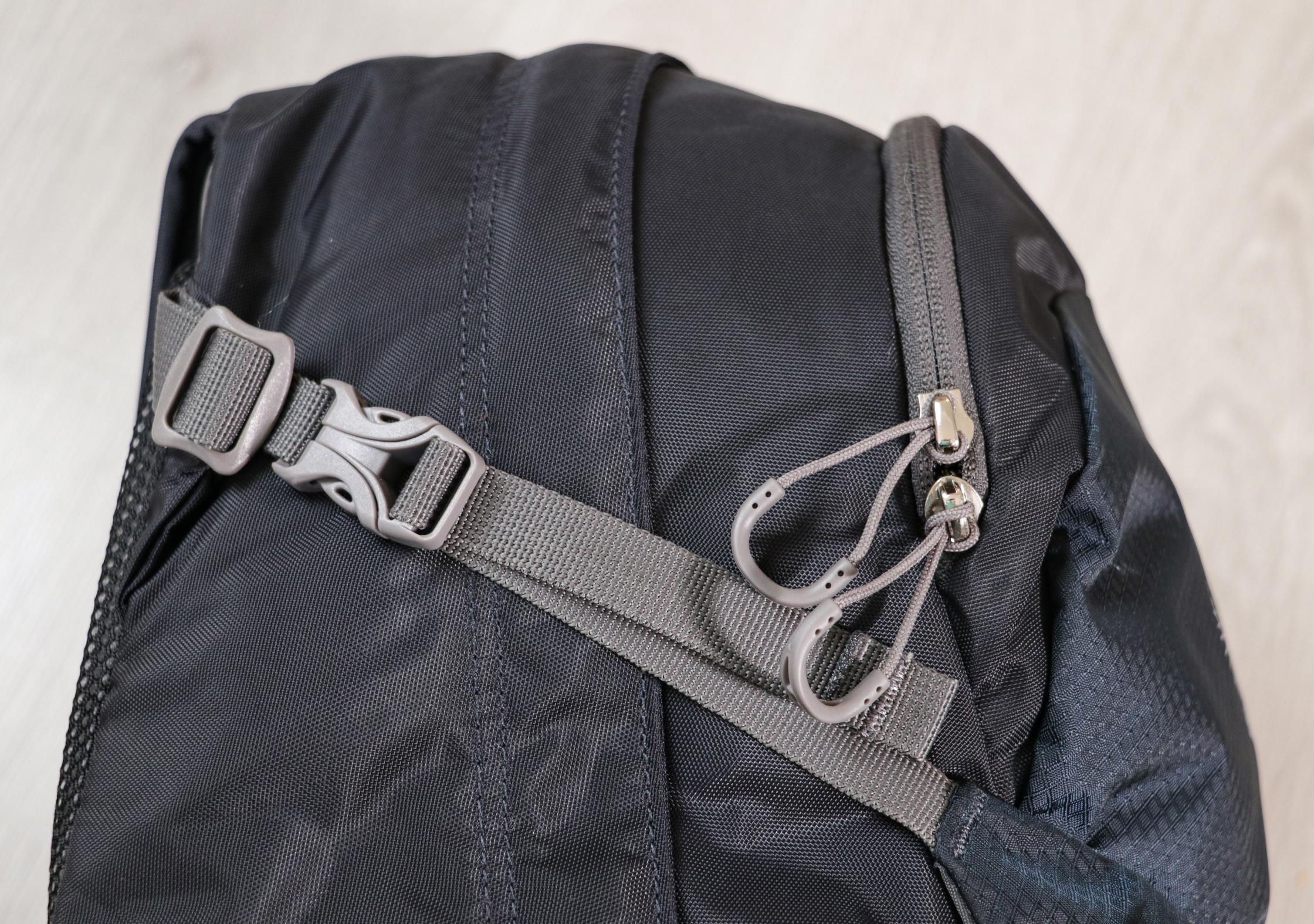 Osprey Daylite Plus Zippers & Buckles