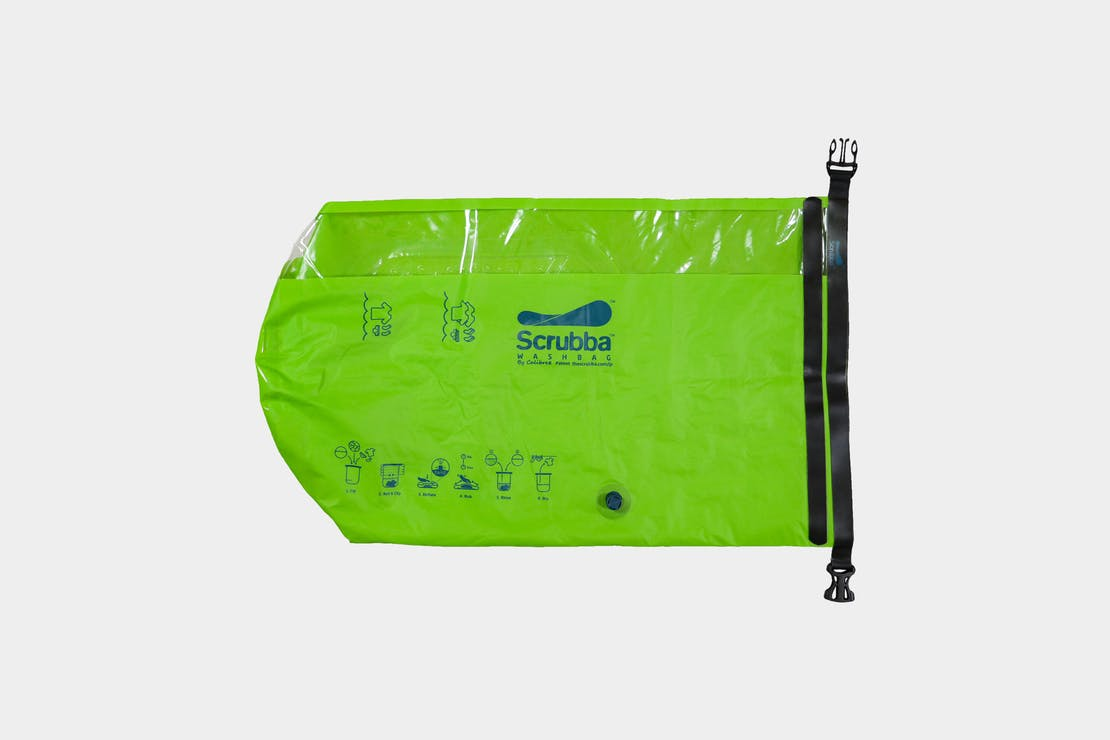 Scrubba Travel Wash Bag Review