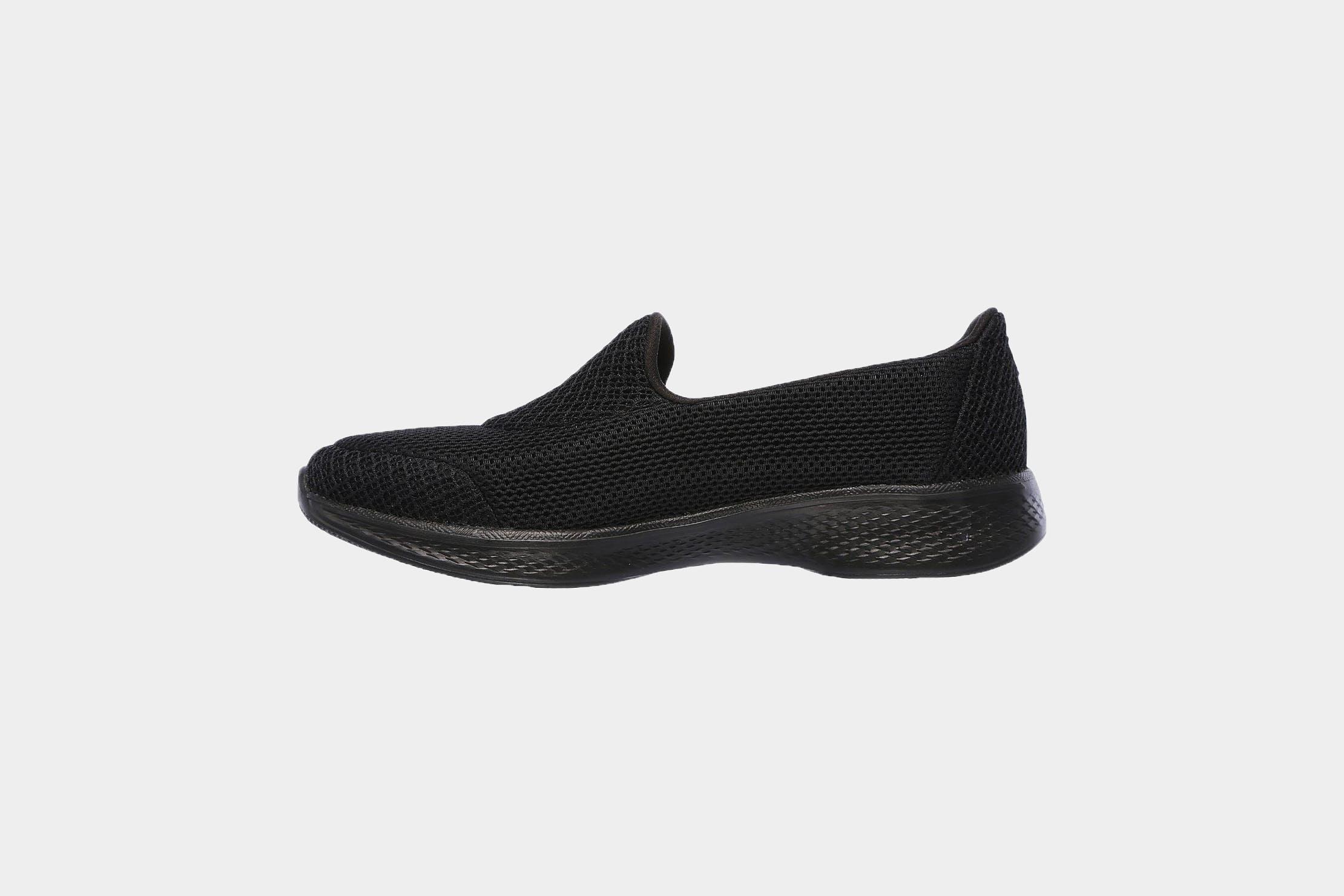 6e6afdc4e2c2 Skechers GOwalk 4 Travel Shoes Review