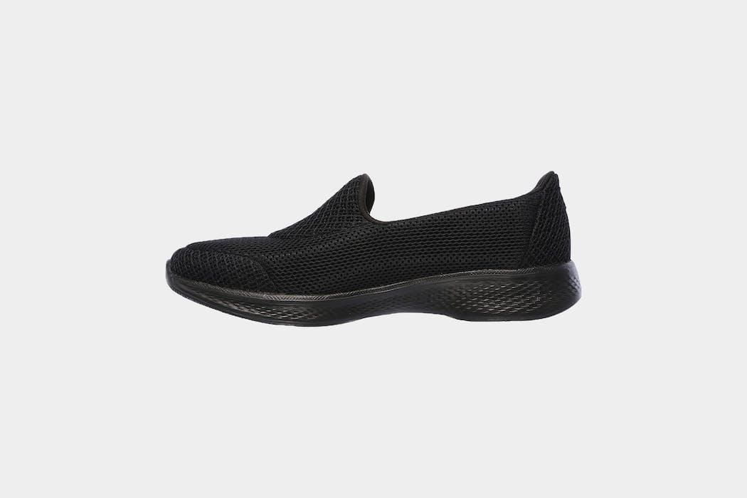 Skechers GOwalk 4 Travel Shoes Review