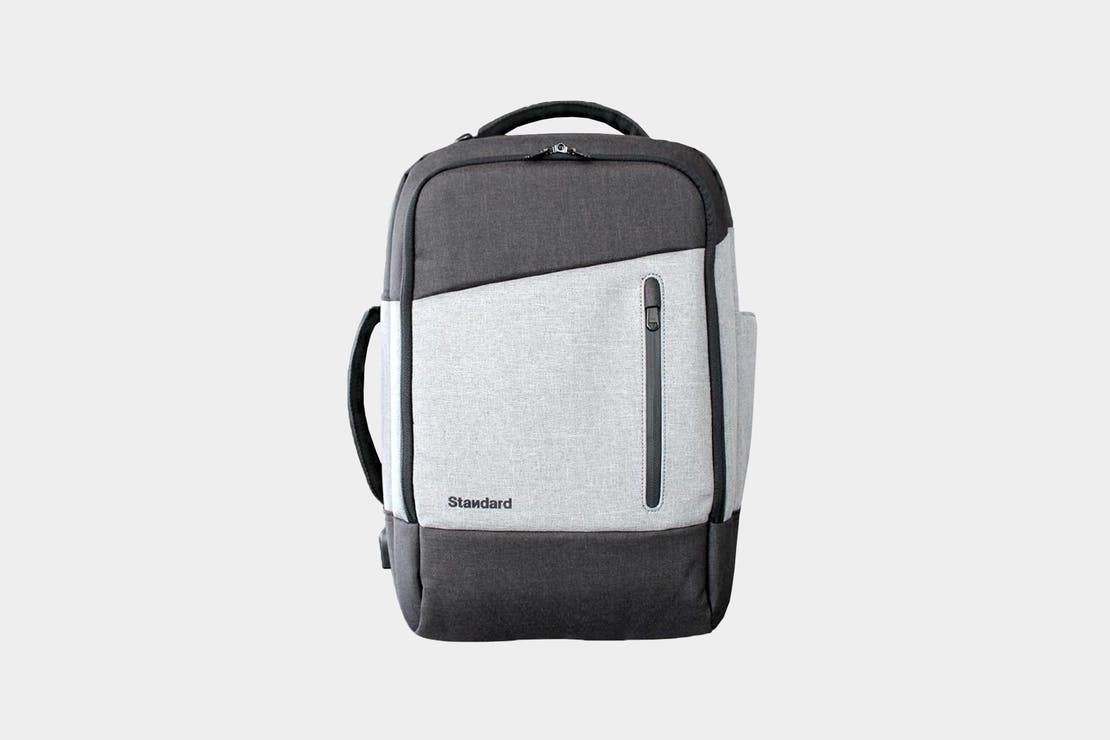 Standard Luggage Co Daily Backpack Review