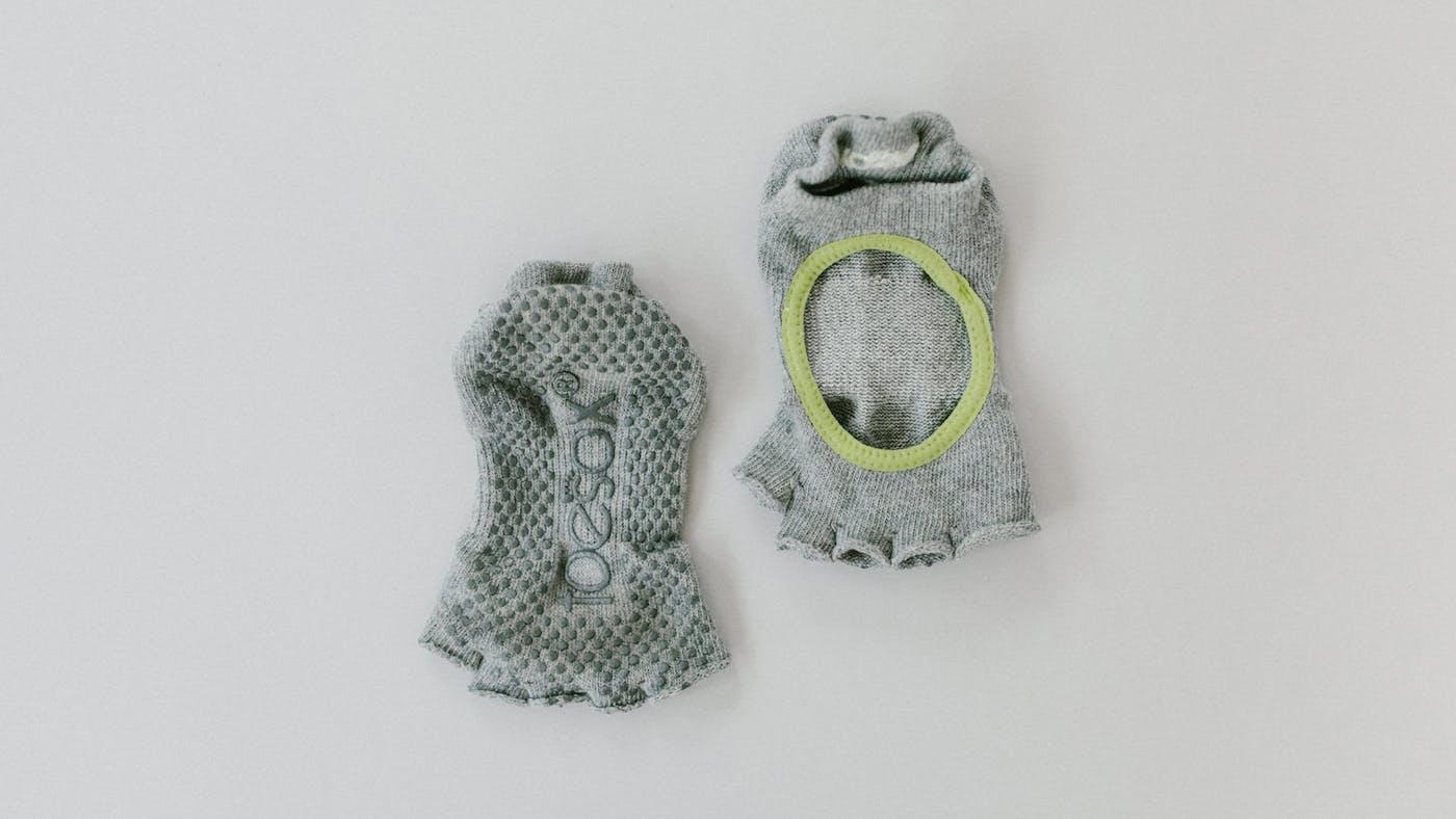ToeSox Bella Half Toe Grip Socks Review