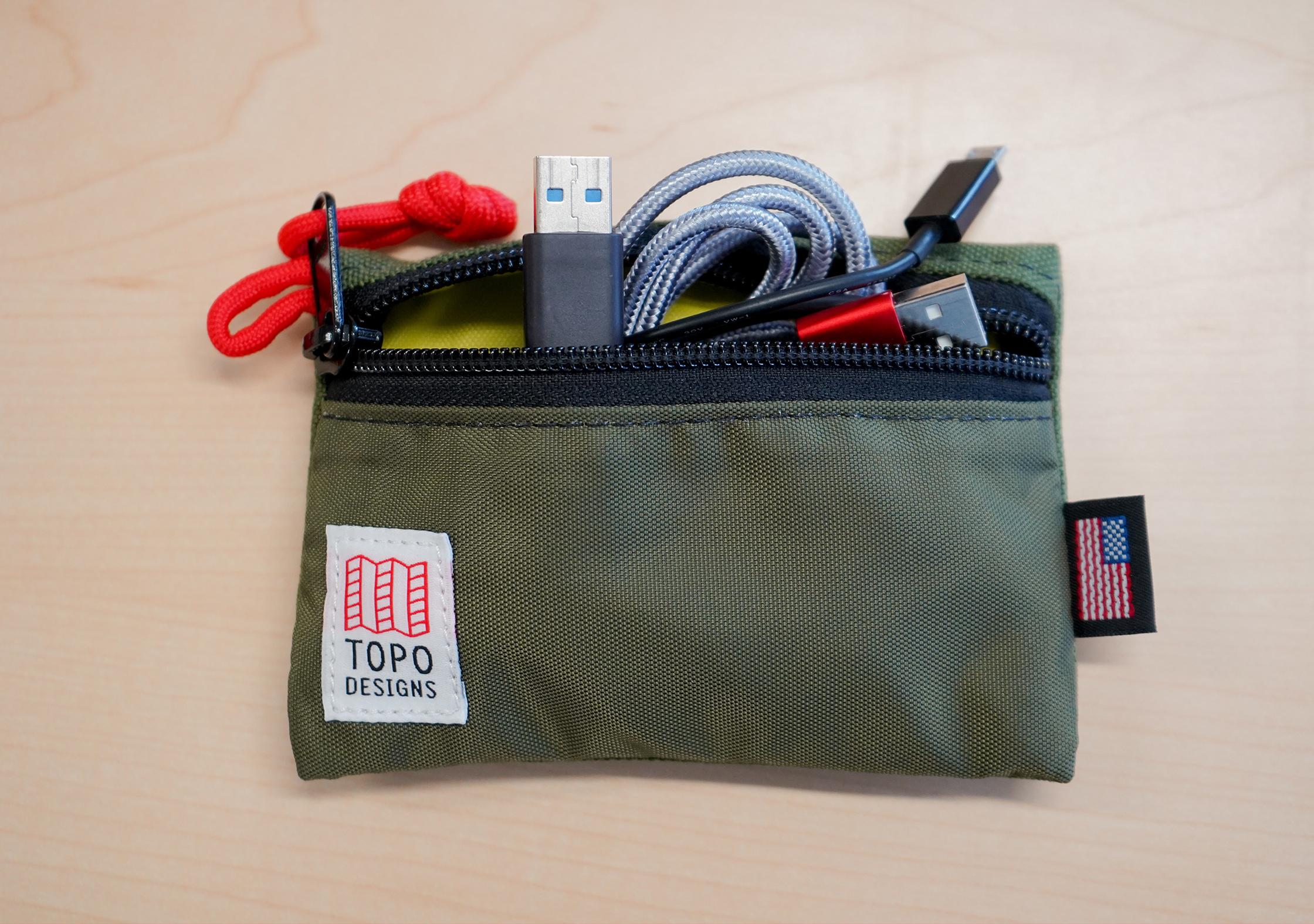 Topo Accessory Bags Micro Full