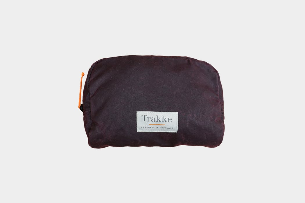 Trakke Laggan Travel Accessory Pouch Review