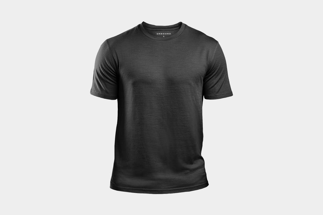 7019b12d174 Unbound Merino Crew Neck T-Shirt Review