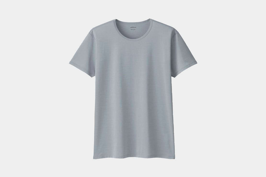 Uniqlo AIRism T-shirt Review