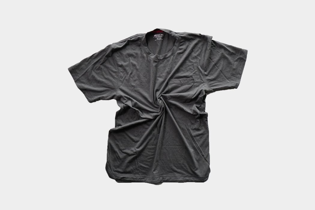 Western Rise Strongcore Merino Pocket Tee Review