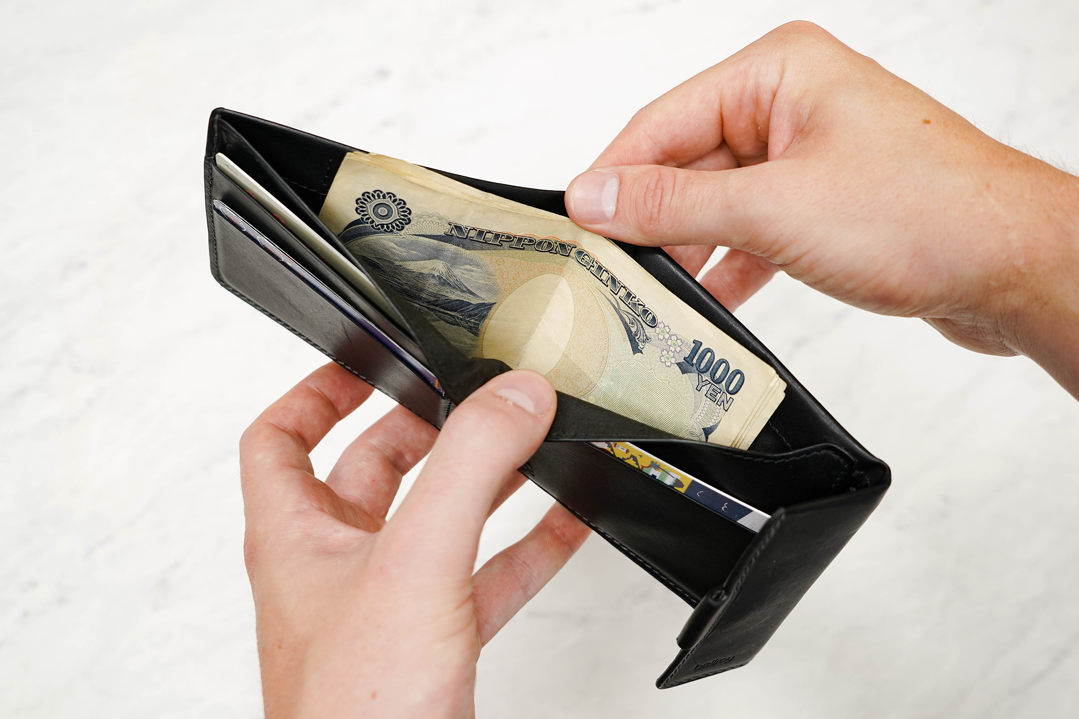 Bellroy Coin Fold Cash