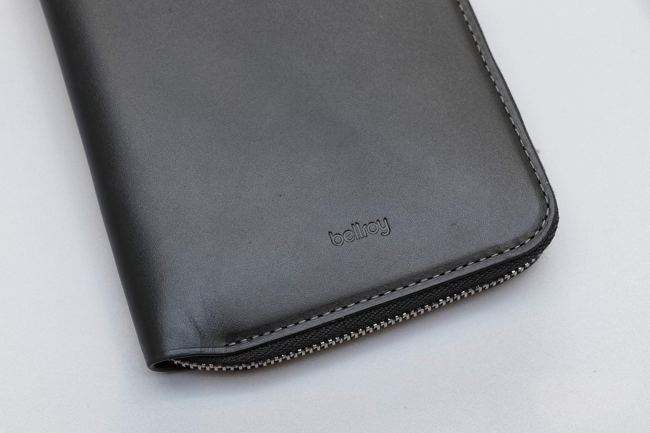 Bellroy Travel Folio Leather After Testing