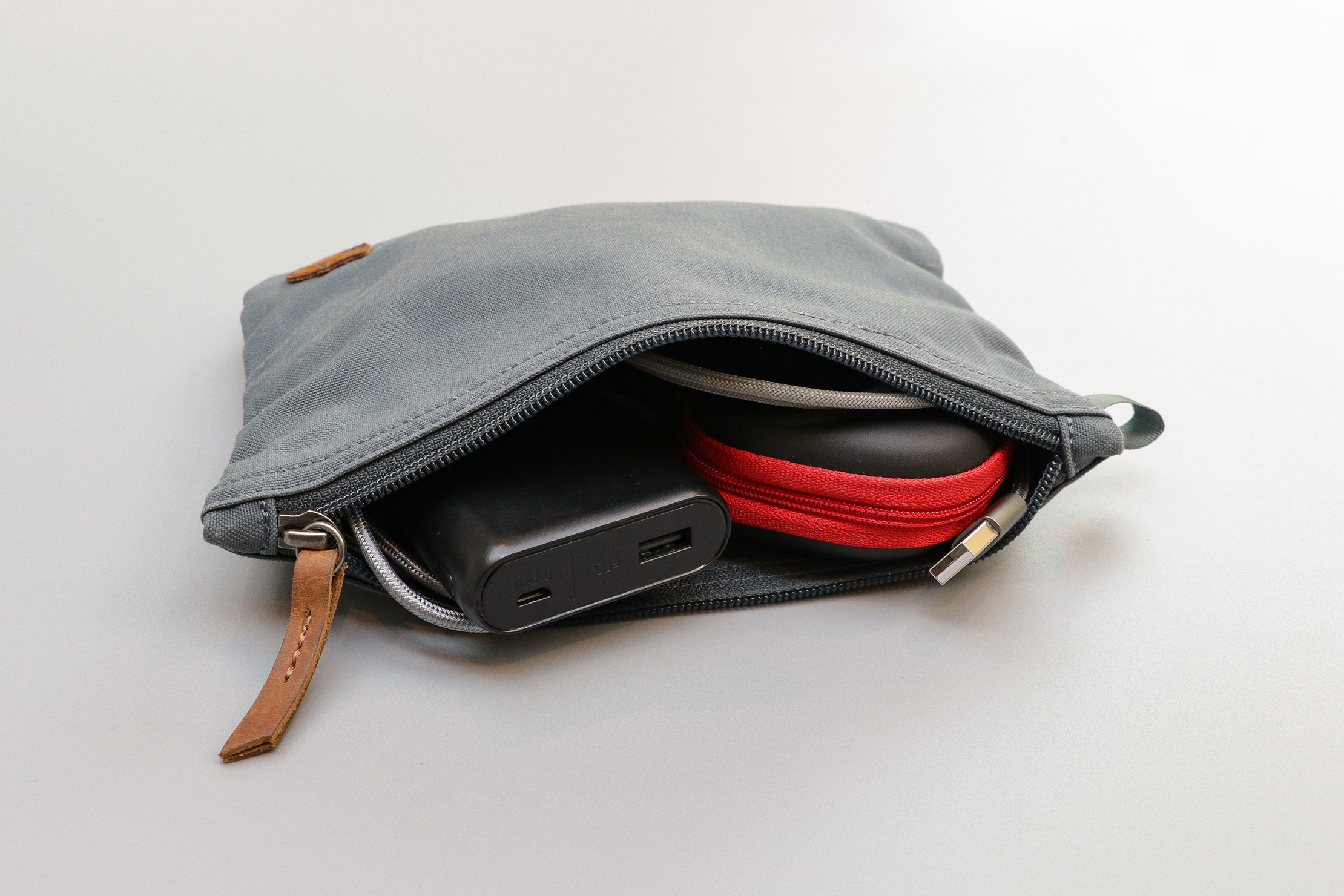 Fjallraven Gear Pocket Full Of Tech Gear