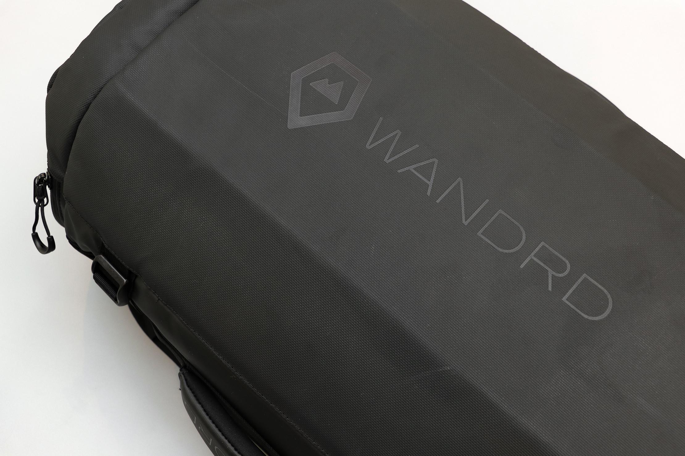 WANDRD HEXAD Carryall Duffel Material