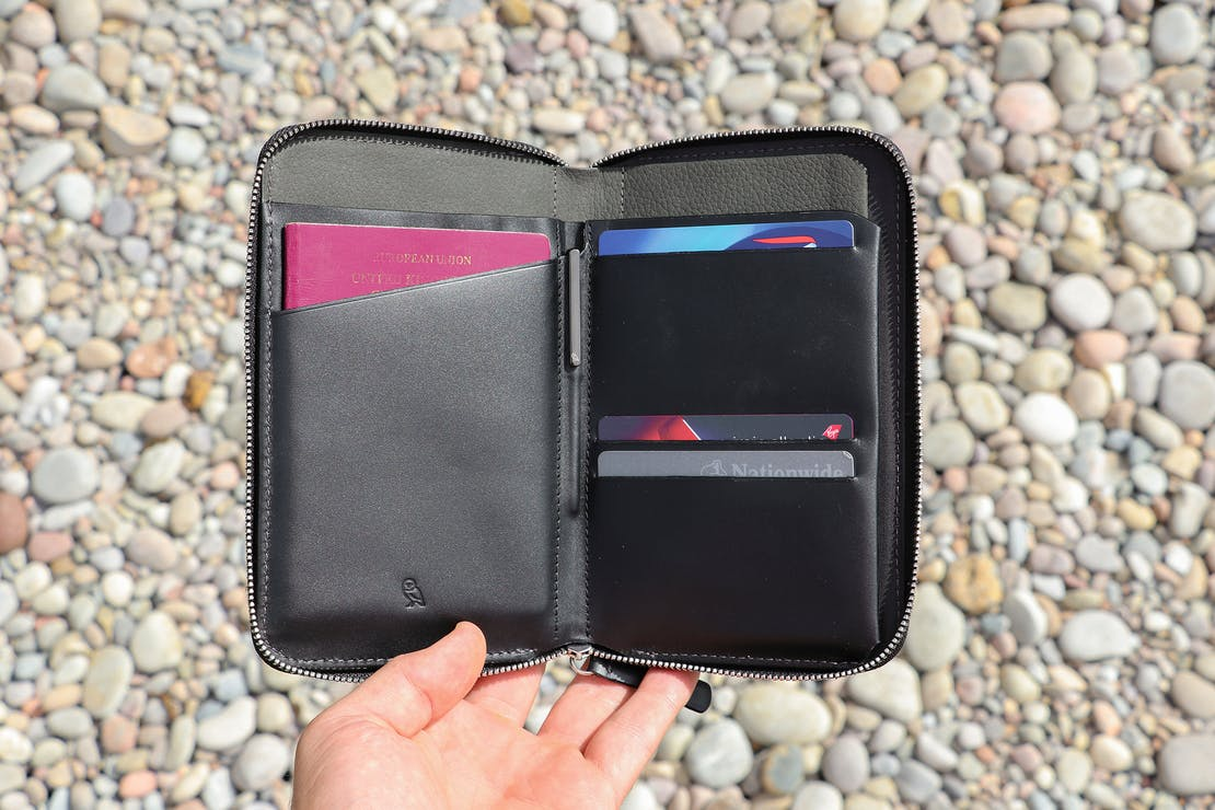 Bellroy Travel Folio Card And Boarding Pass Holder In Essex England