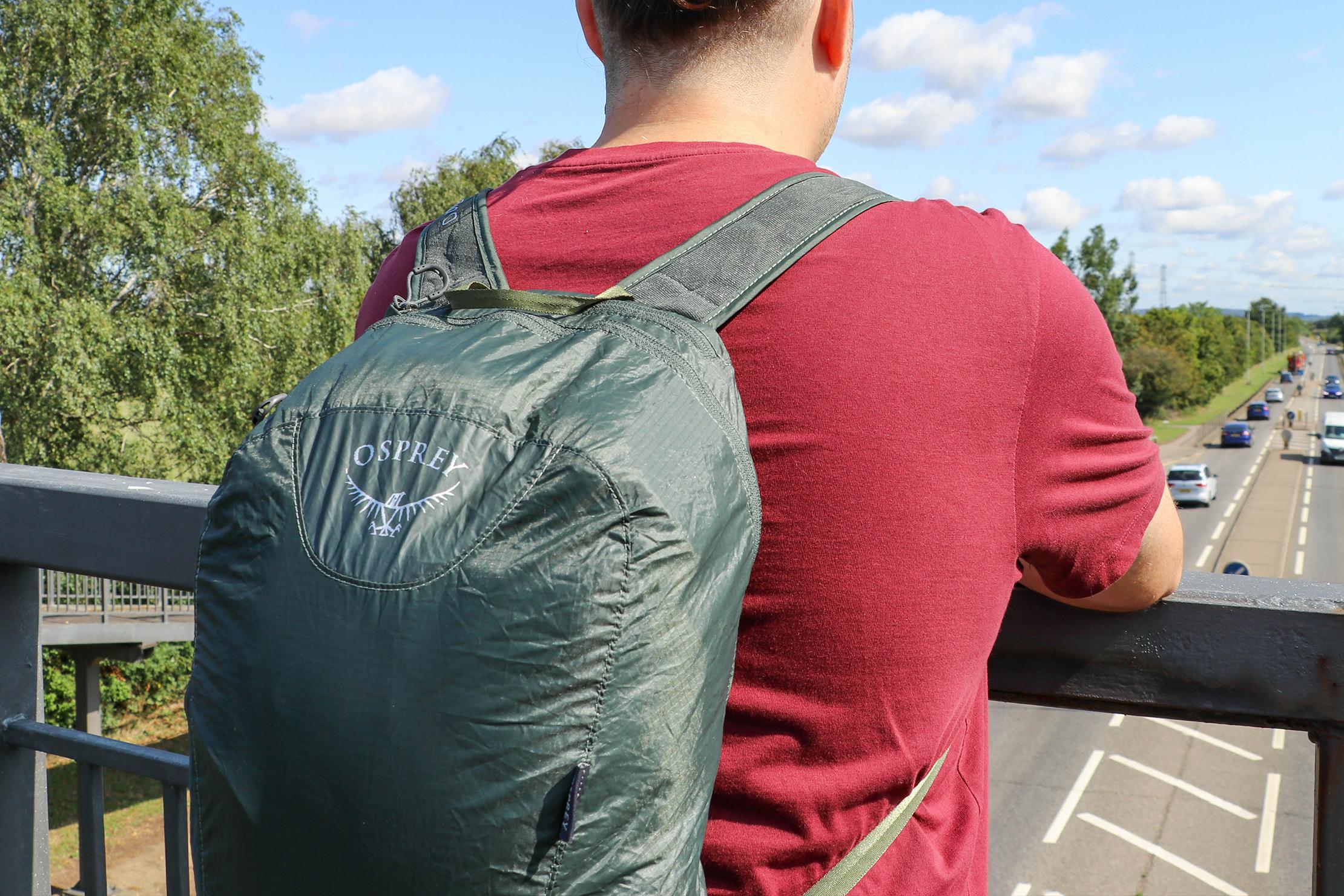 Osprey Ultralight Stuff Pack Shoulder Straps