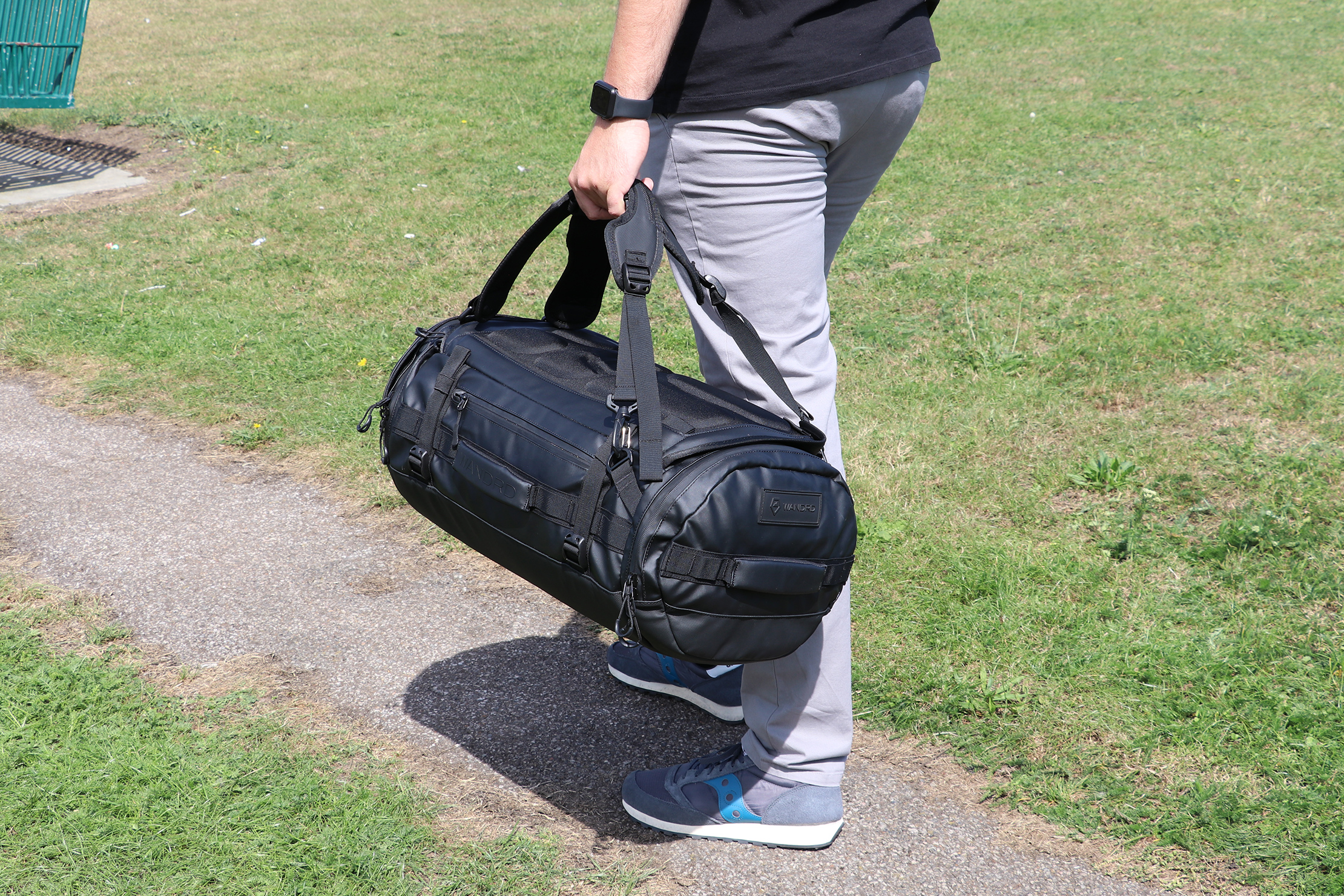 WANDRD HEXAD Carryall Duffel In Essex England