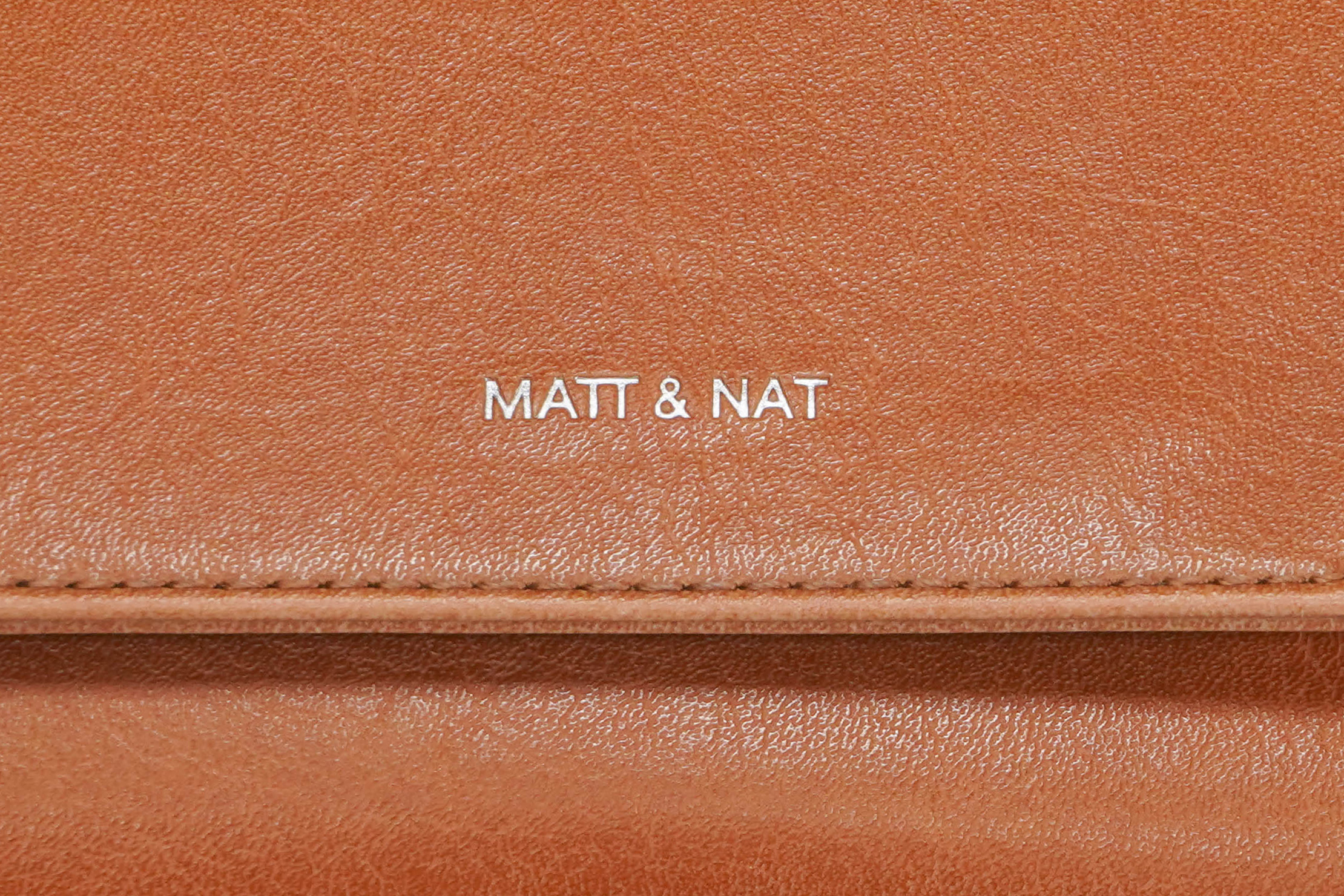 Matt & Nat VERASM Wallet Logo