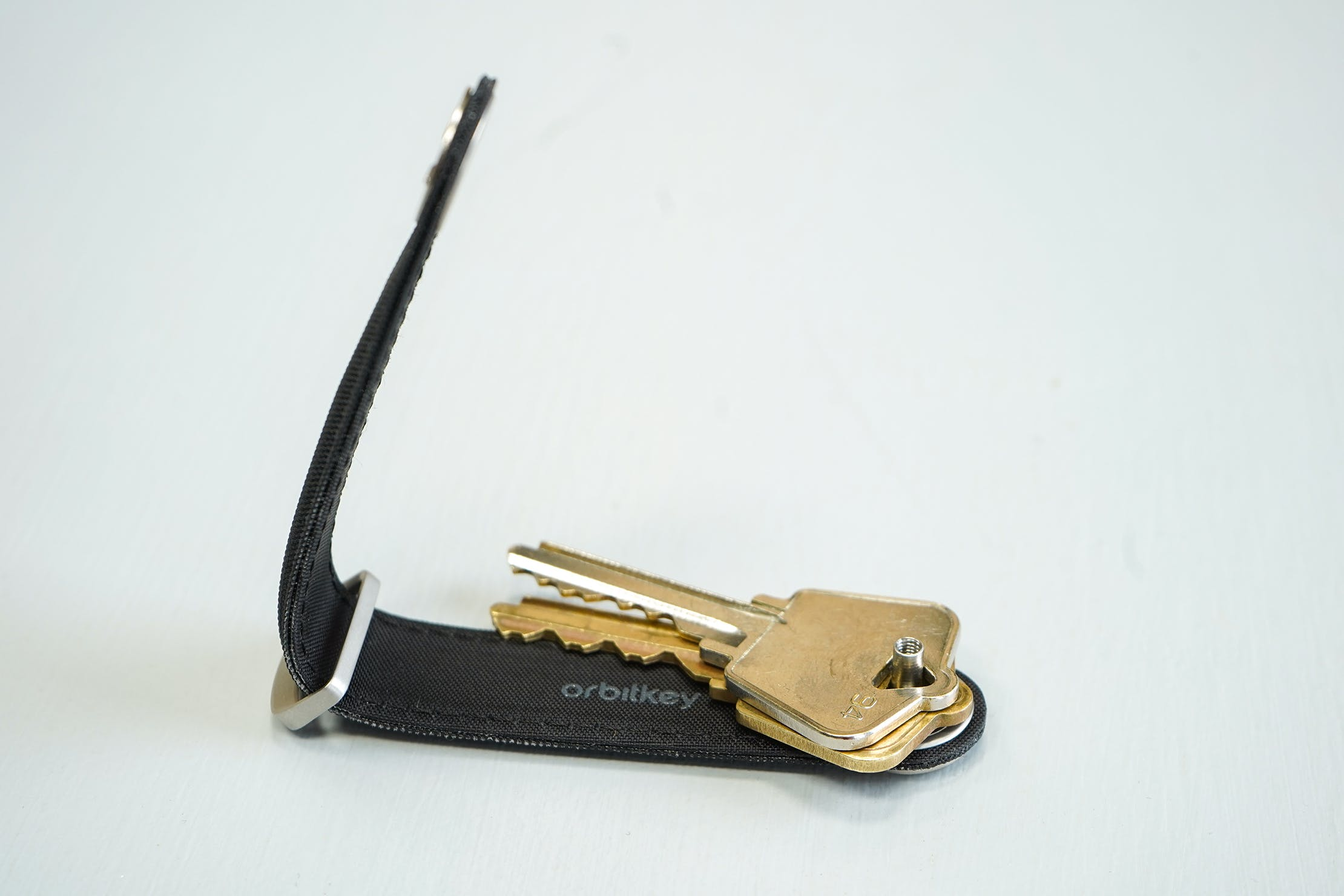 Adding Keys To The Orbitkey Organiser