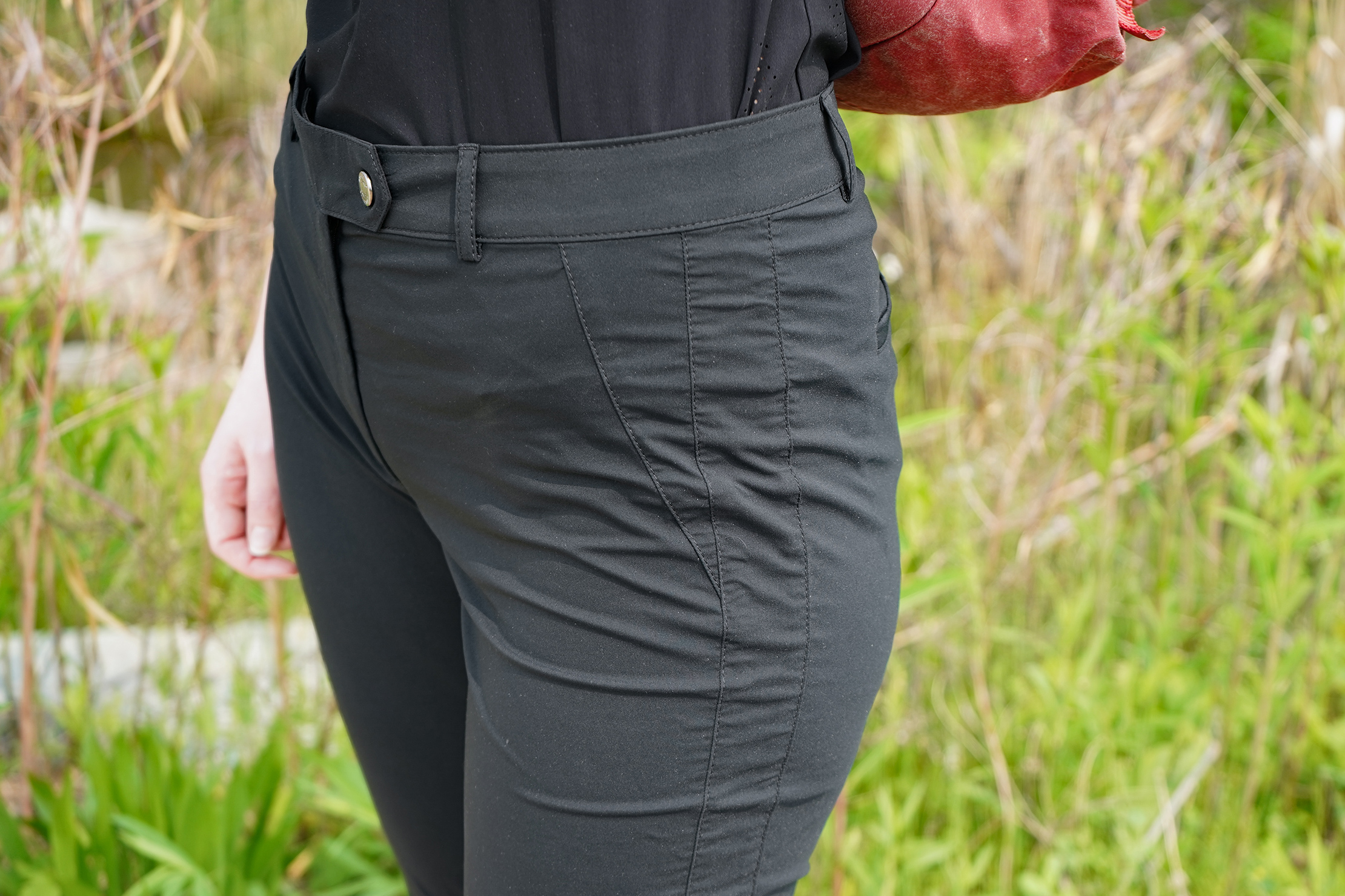 Anatomie Techno Chino Mid Rise Pant Fit