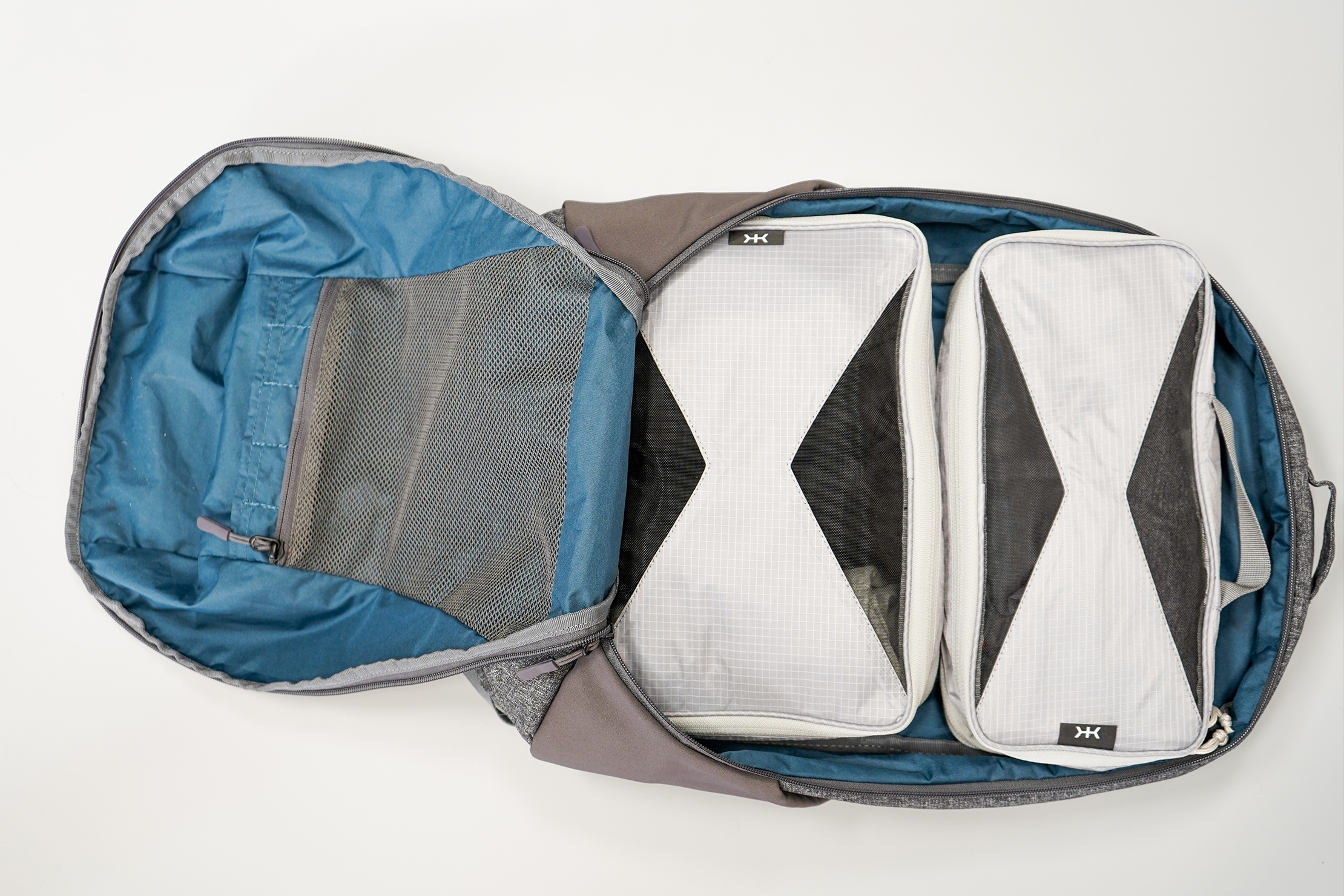 Arcido Vaga Main Compartment With Packing Cubes