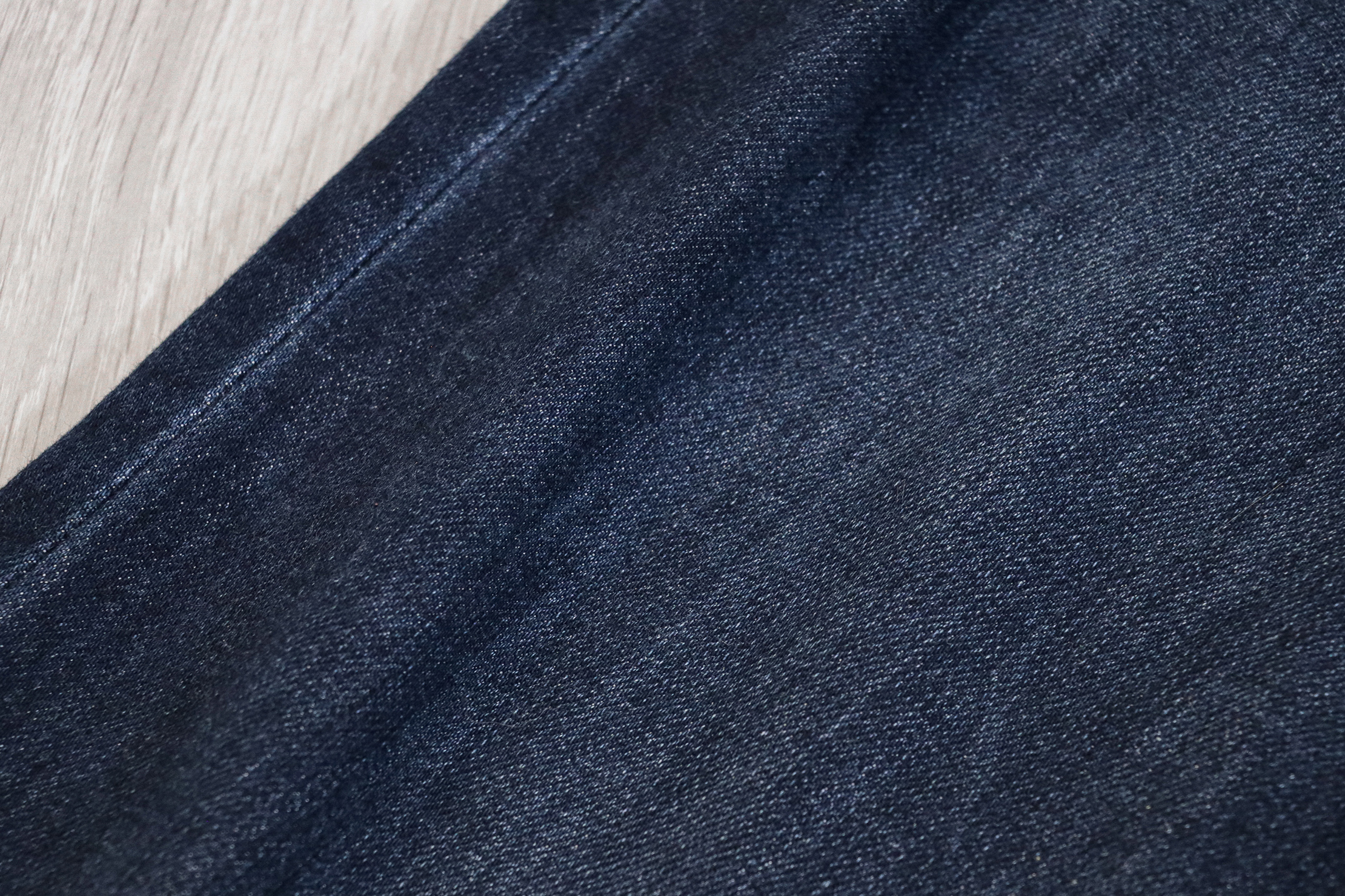 Bluffworks Departure Travel Jeans Material