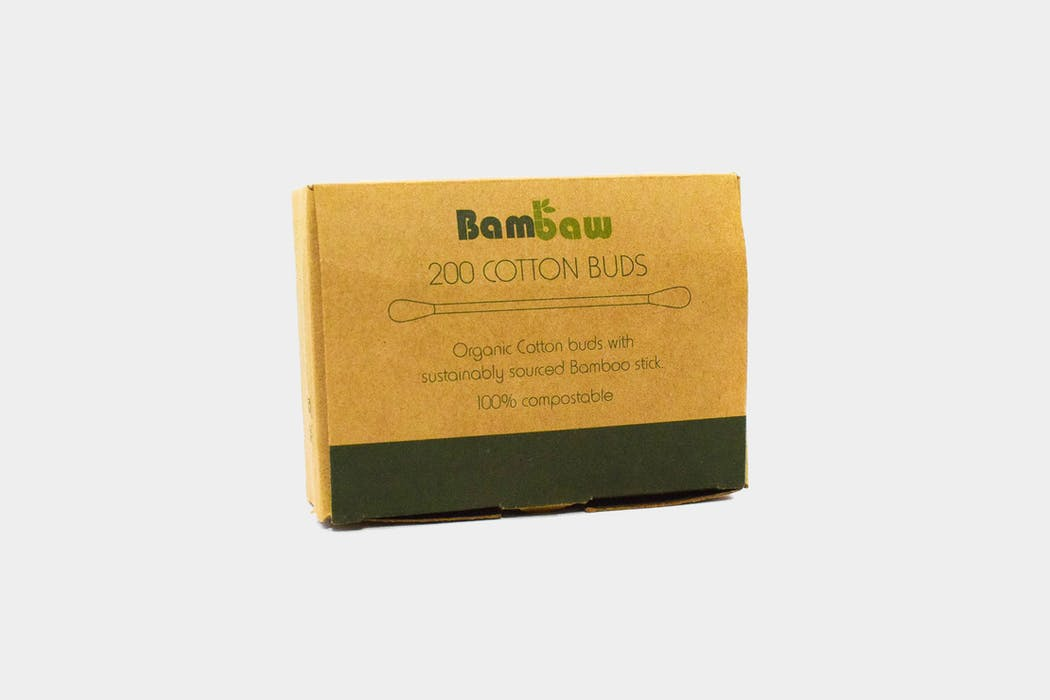Bambaw Bamboo Cotton Swabs