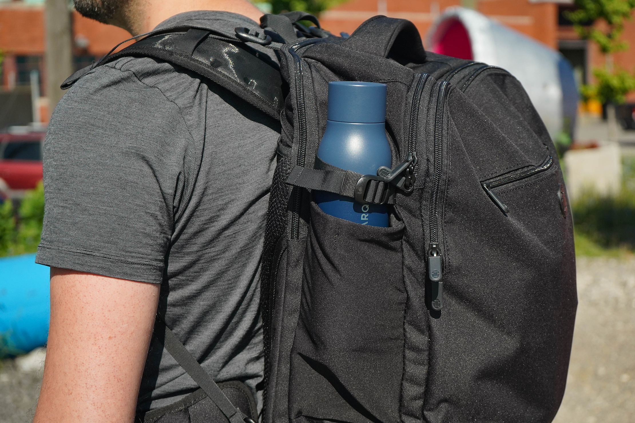 Tortuga Setout 35L Water Bottle Pocket
