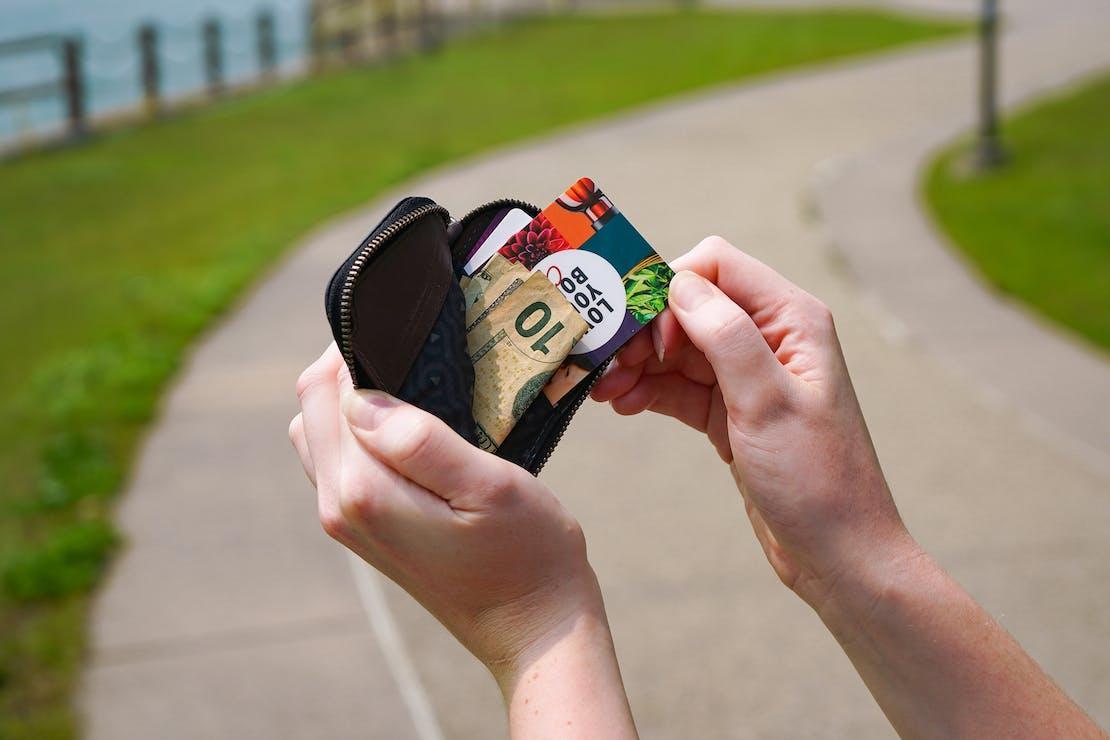 Bellroy Card Pocket In Detroit, Michigan