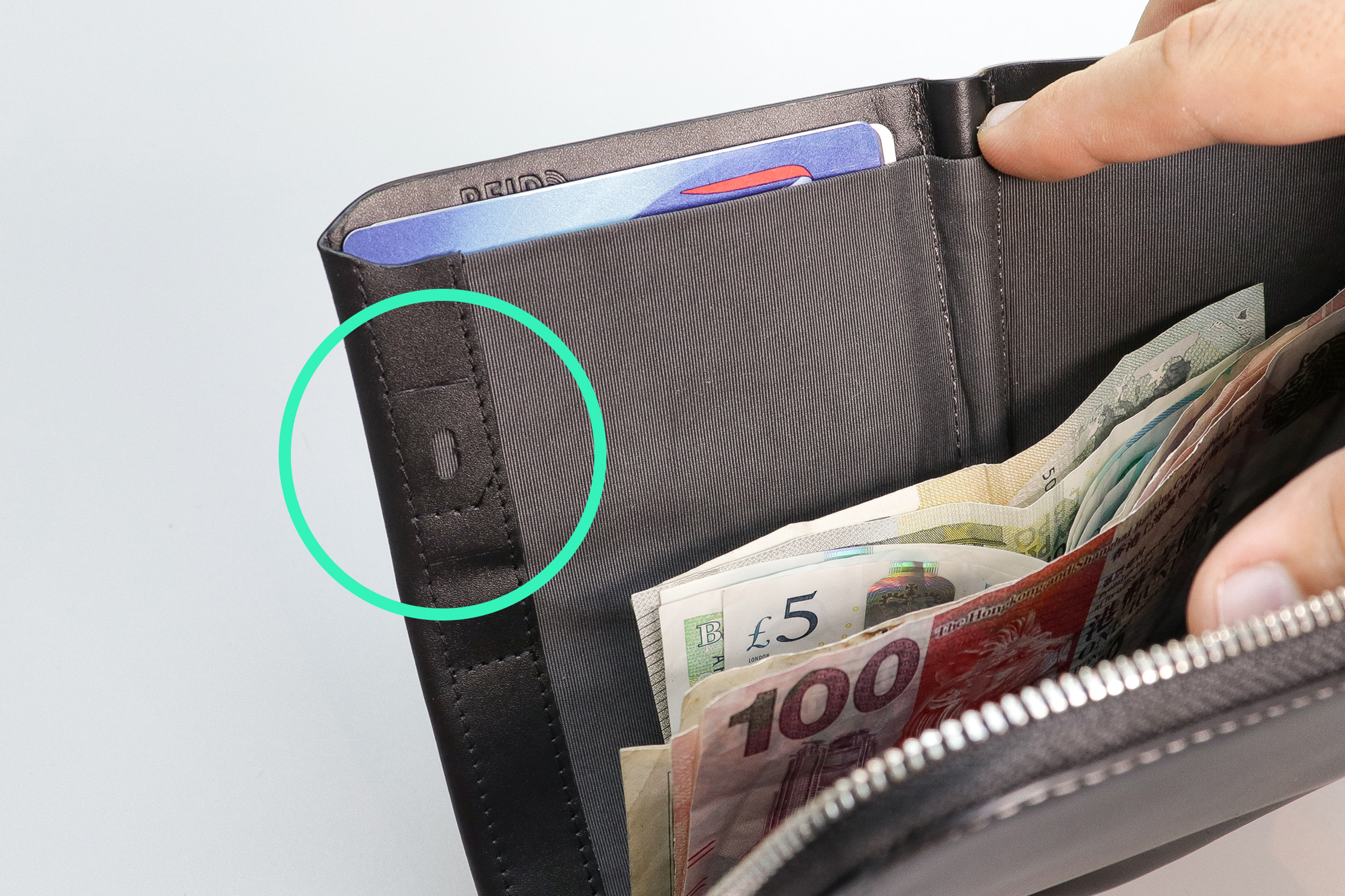 Bellroy Travel Folio SIM Card Holder