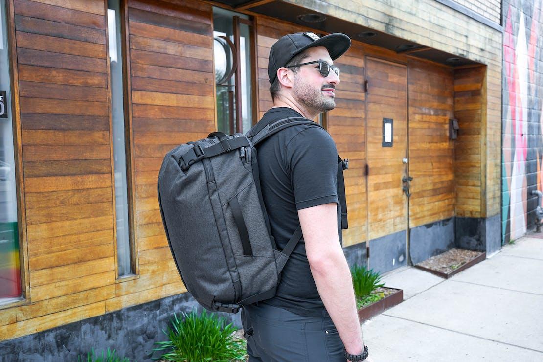 Chrome Summoner Backpack in Detroit