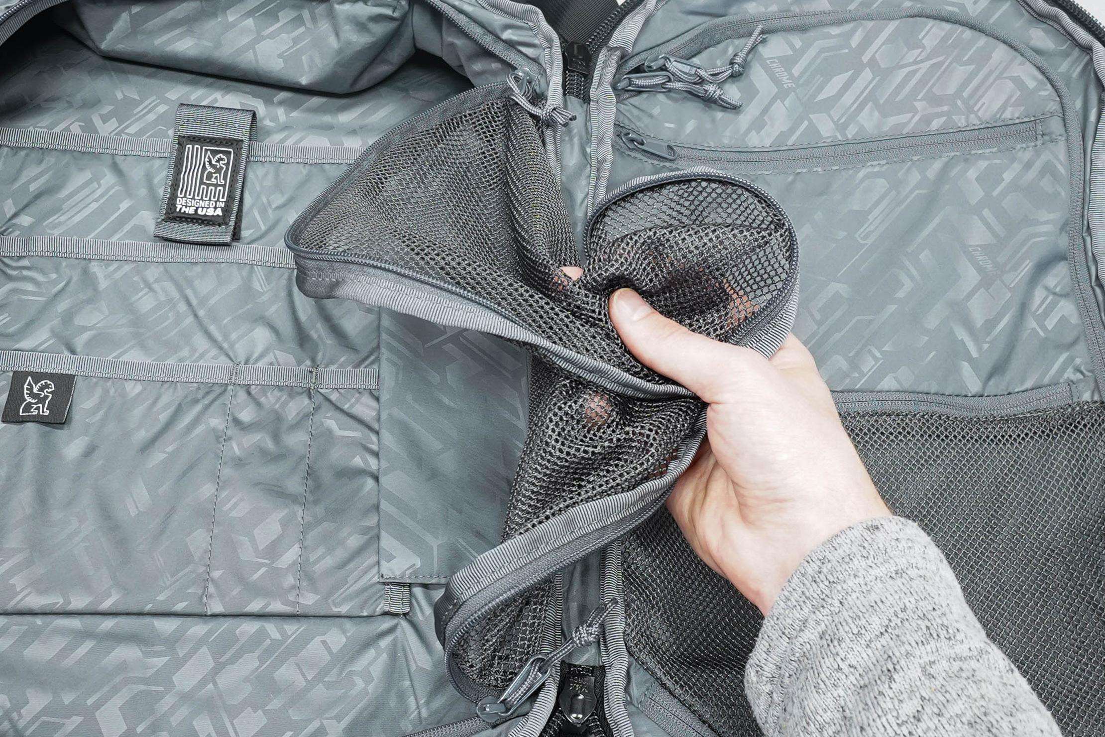 Chrome Summoner Backpack Extra Fabric