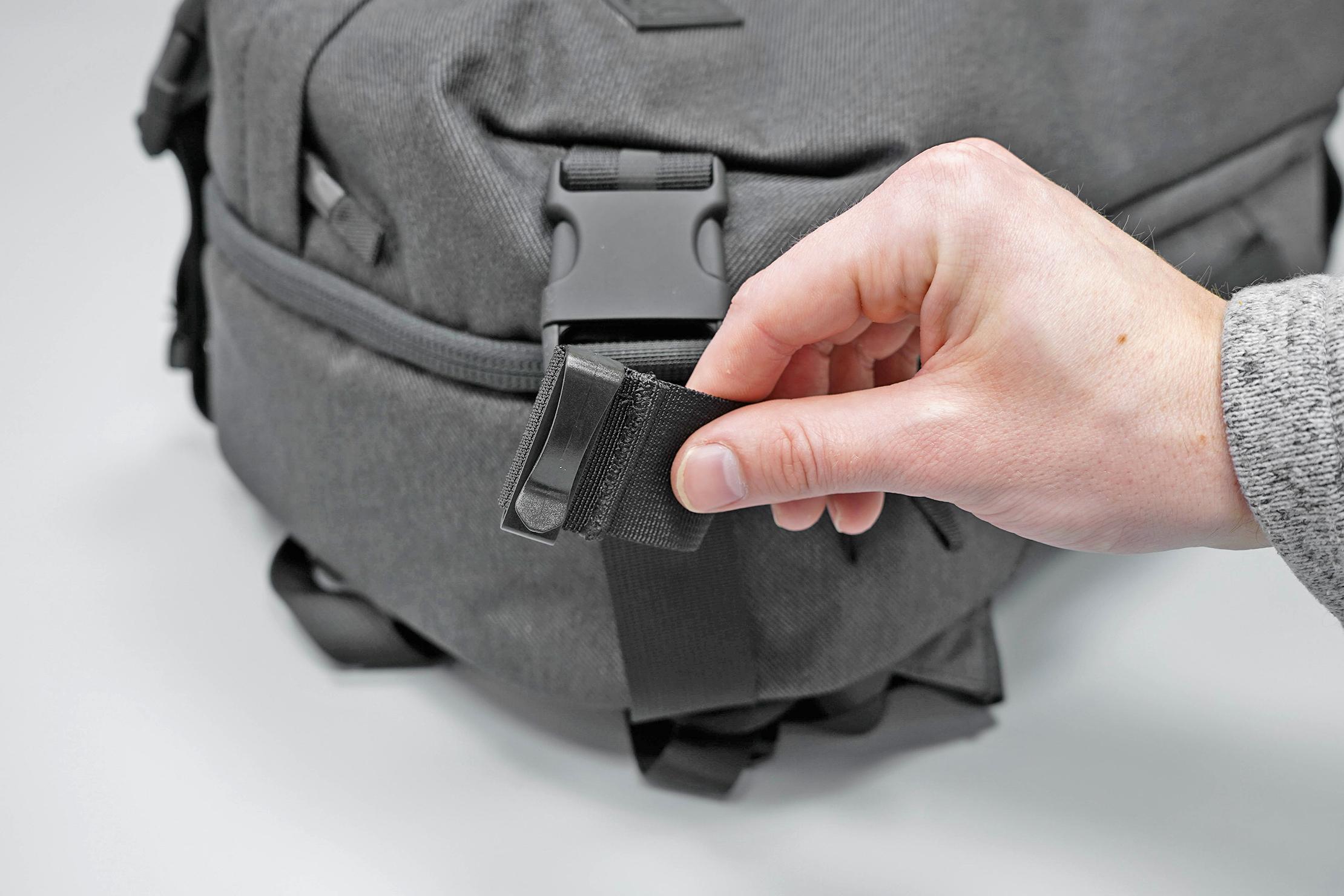 Chrome Summoner Backpack Strap Clip