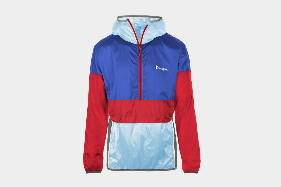 Cotopaxi Teca Windbreaker Quick Look