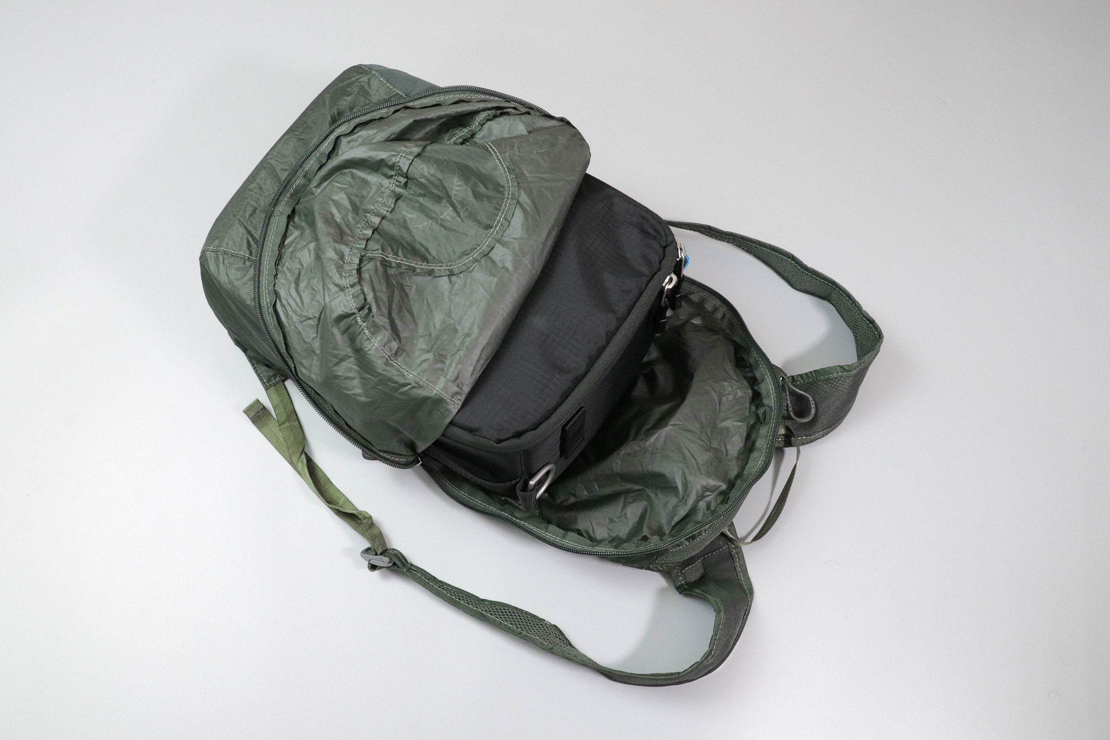 Osprey Ultralight Stuff Pack Main Packed