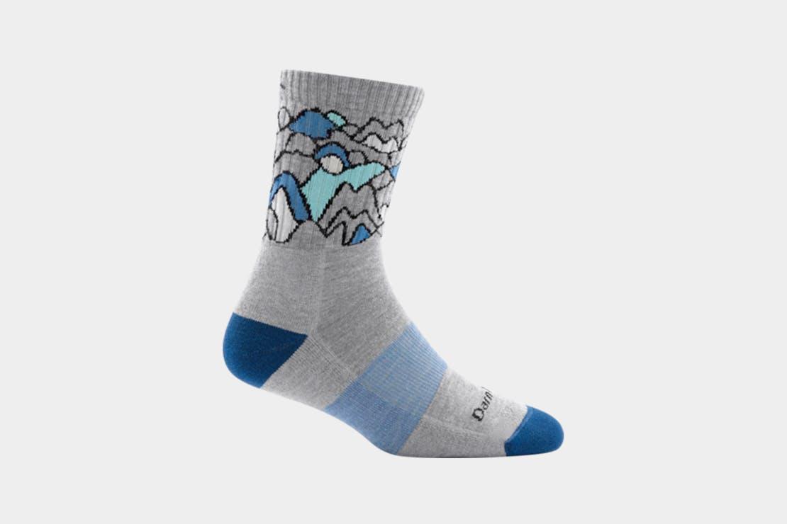 Darn Tough Coolmax® Zuni Micro Crew Cushion Socks