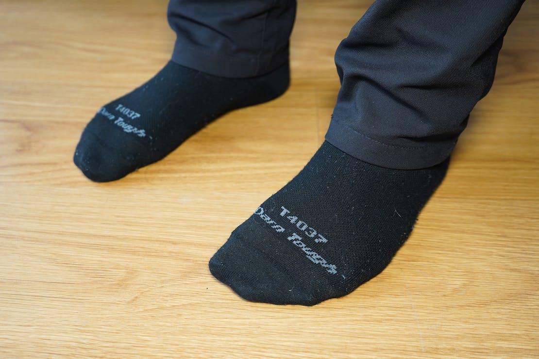 Darn Tough Tactical No Show Light Socks