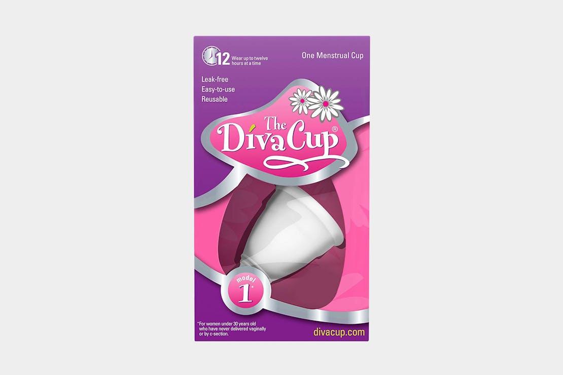 DivaCup Menstrual Cup