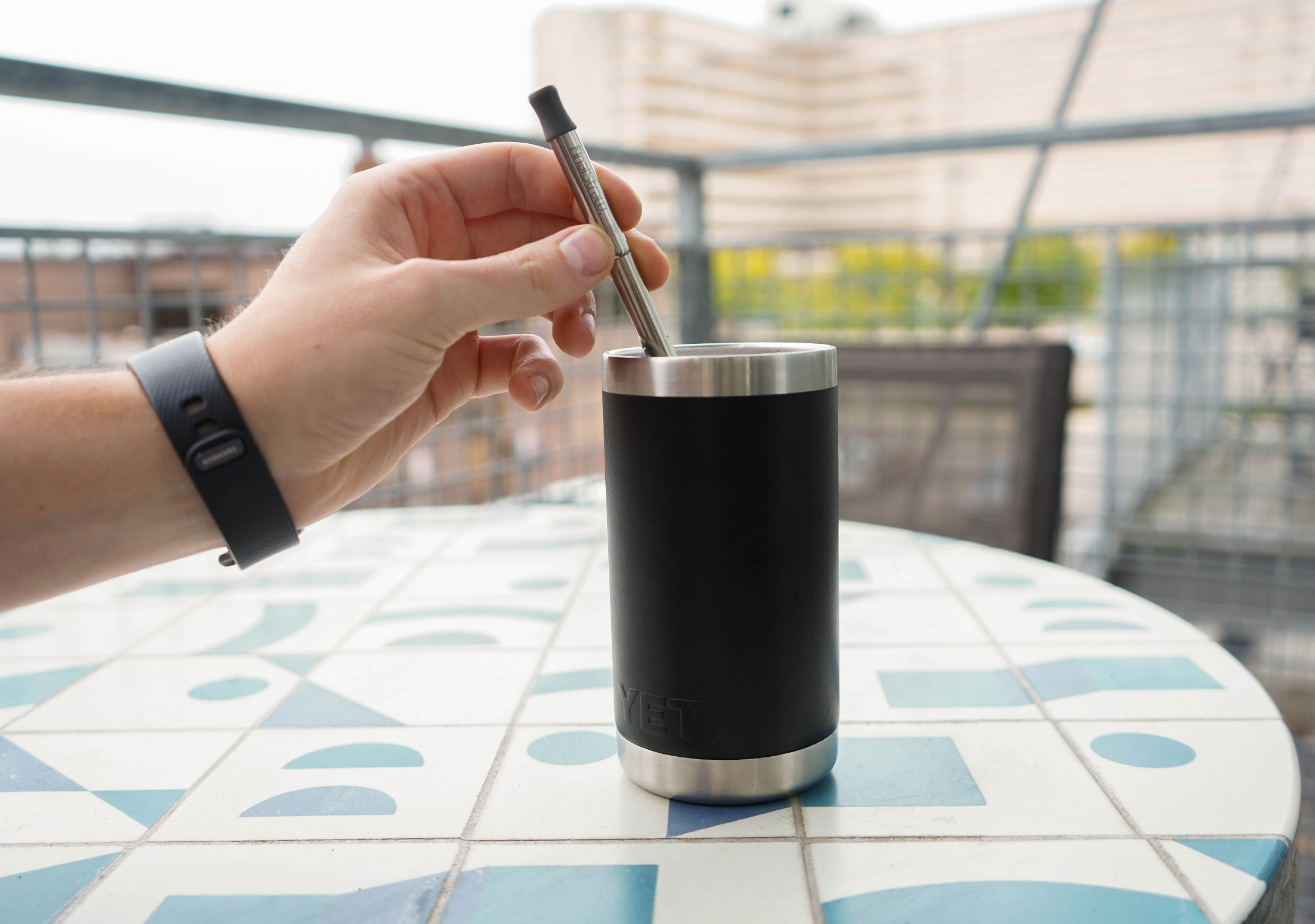 FinalStraw Collapsible Straw 2.0 In Detroit