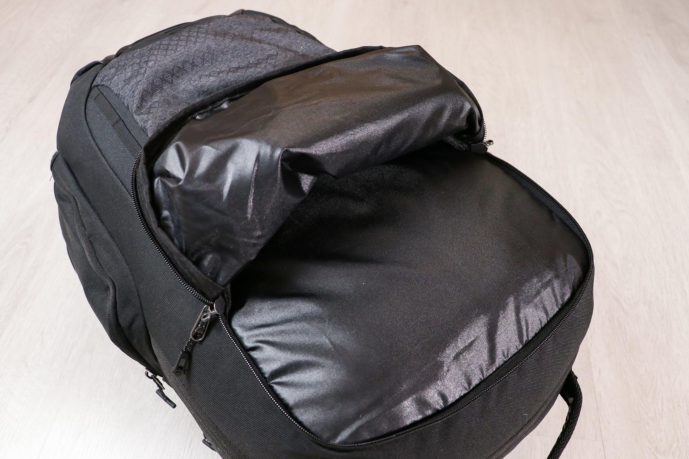 Eagle Creek Wayfinder Backpack 40L Front Compartment