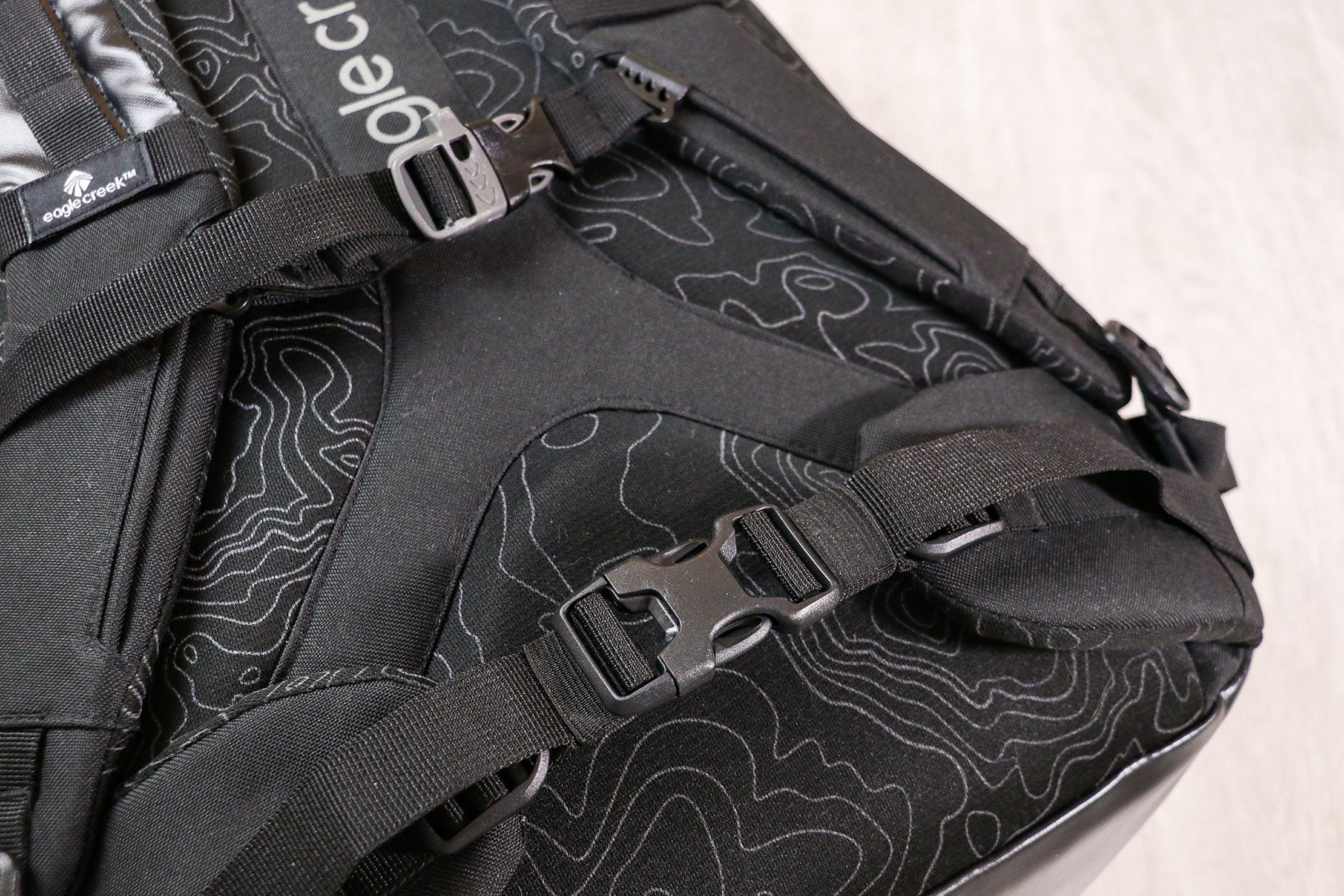 Eagle Creek Wayfinder Backpack 40L Hardware