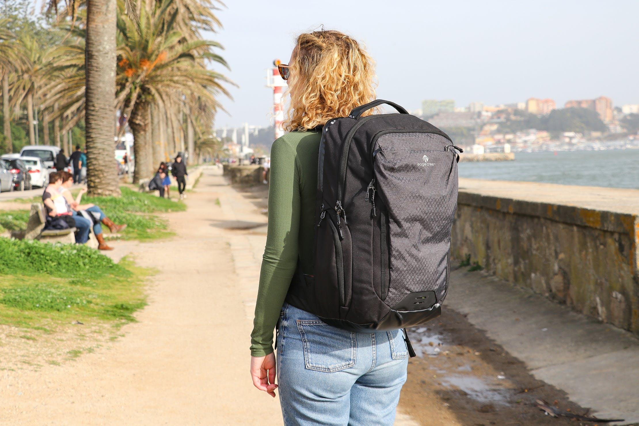 Eagle Creek Wayfinder Backpack 40L In Porto, Portugal
