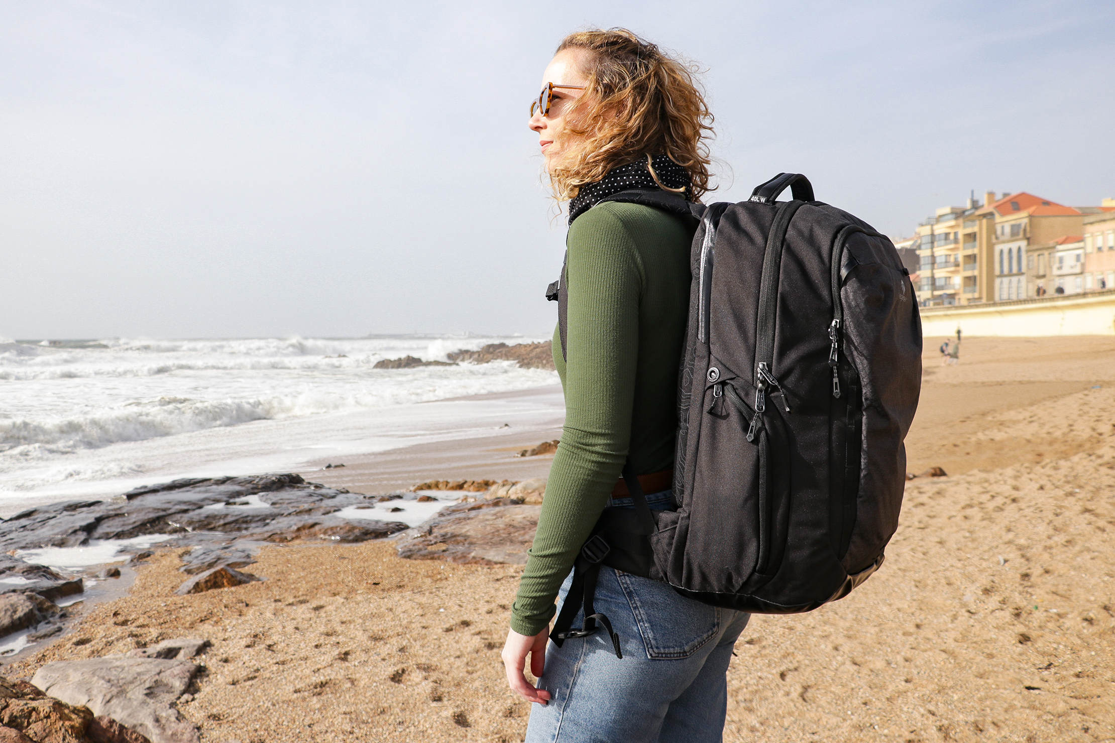 Eagle Creek Wayfinder Backpack 40L In Porto, Portugal