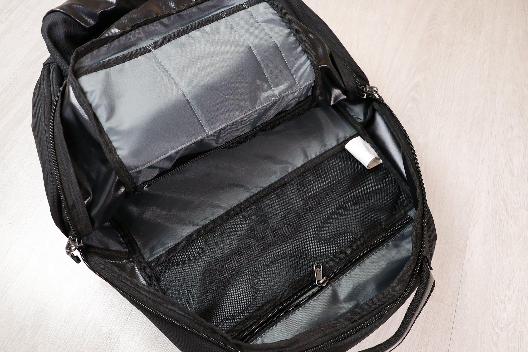 Eagle Creek Wayfinder Backpack 40L Internal Organization
