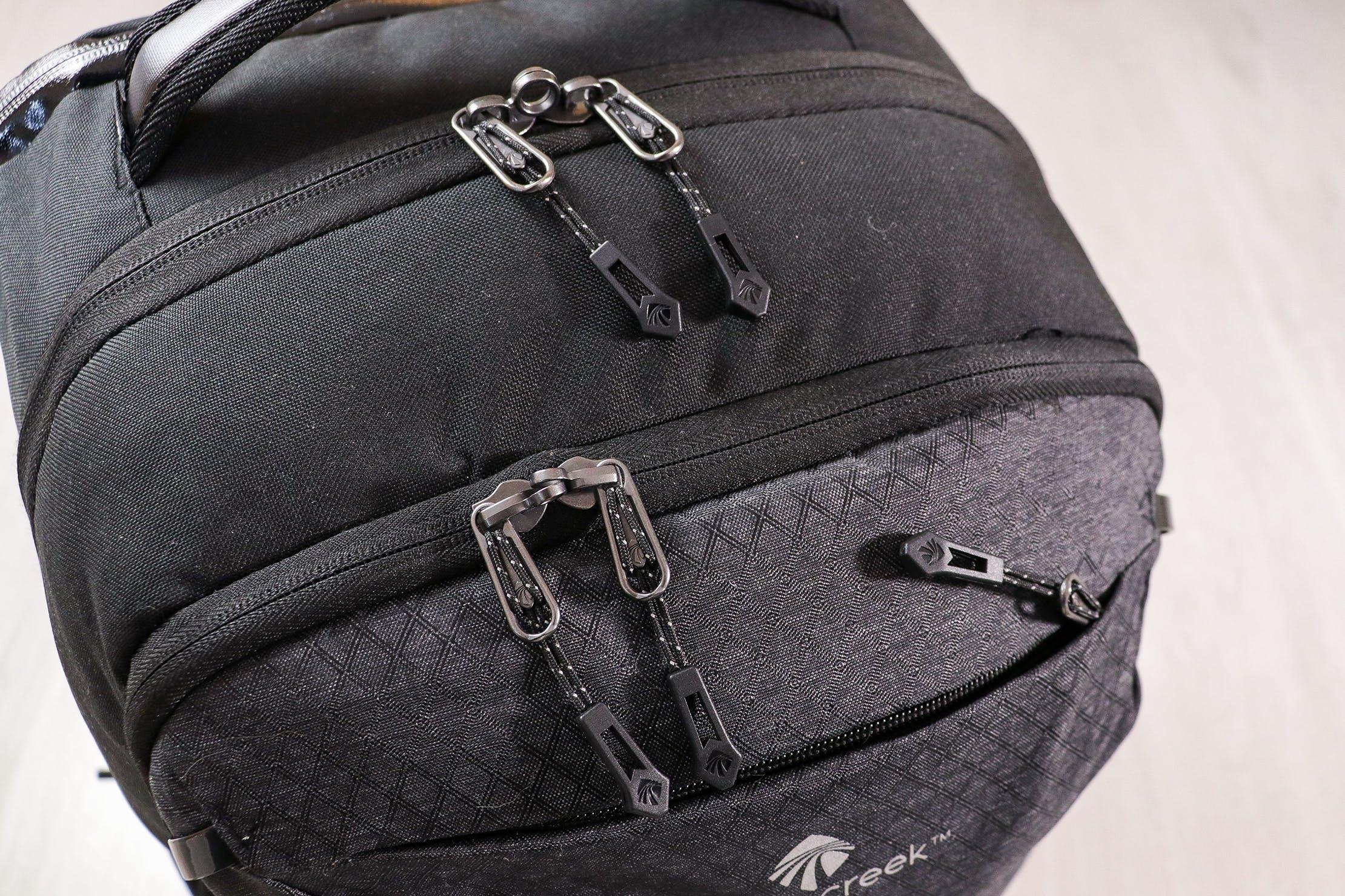 Eagle Creek Wayfinder Backpack 40L Zippers