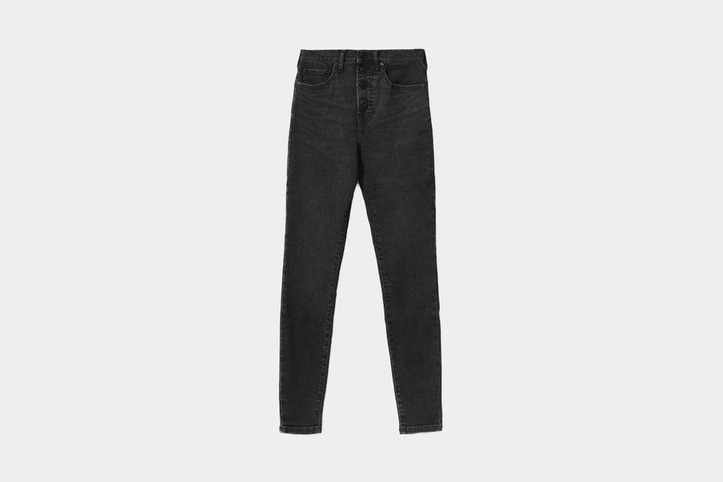 Everlane Authentic Stretch High-Rise Skinny Jeans