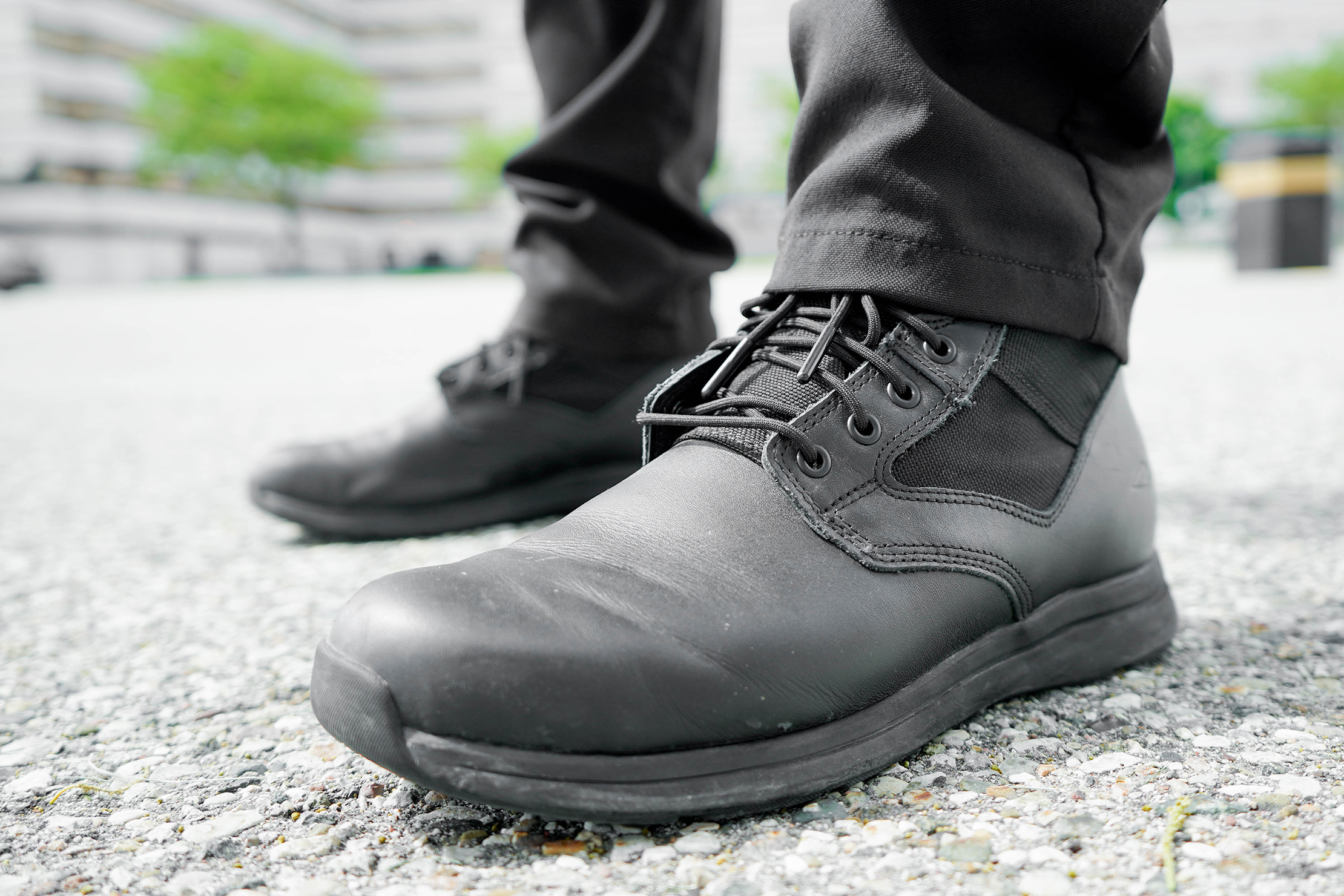 GORUCK MACV-1 Boots in Detroit