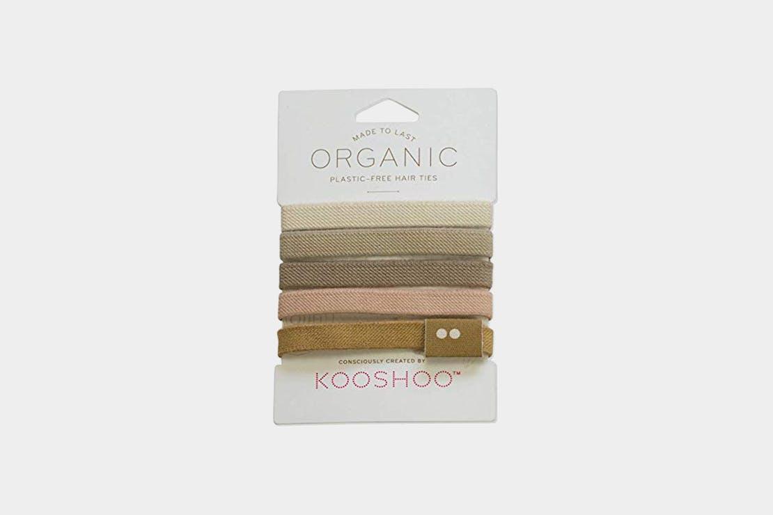 Plastic Free Kooshoo Hair Ties